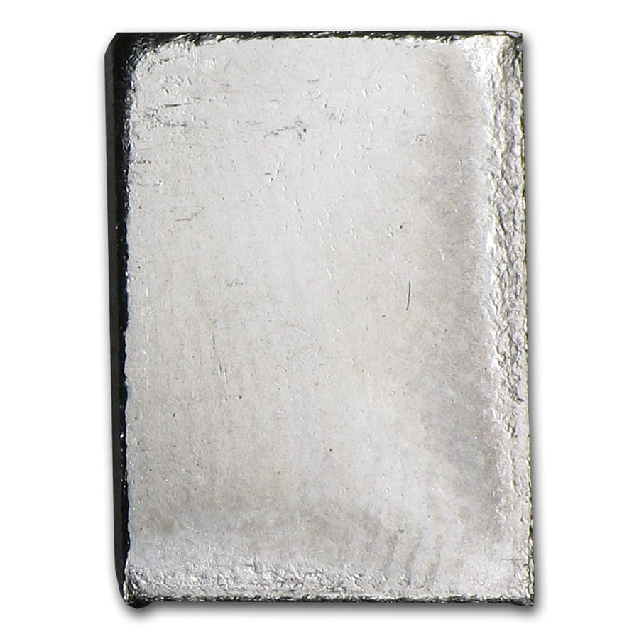 1 gram Palladium Bar (Secondary Market) .999 Fine