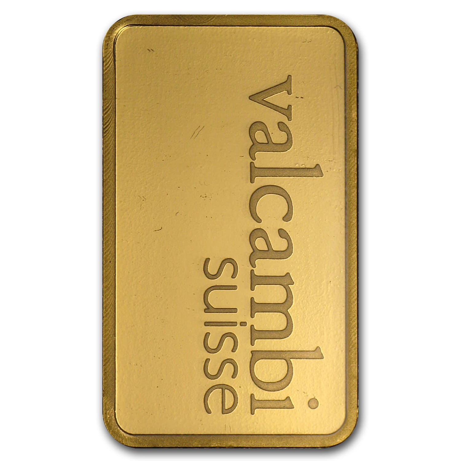 10 gram Gold Bars - Valcambi (In Assay)