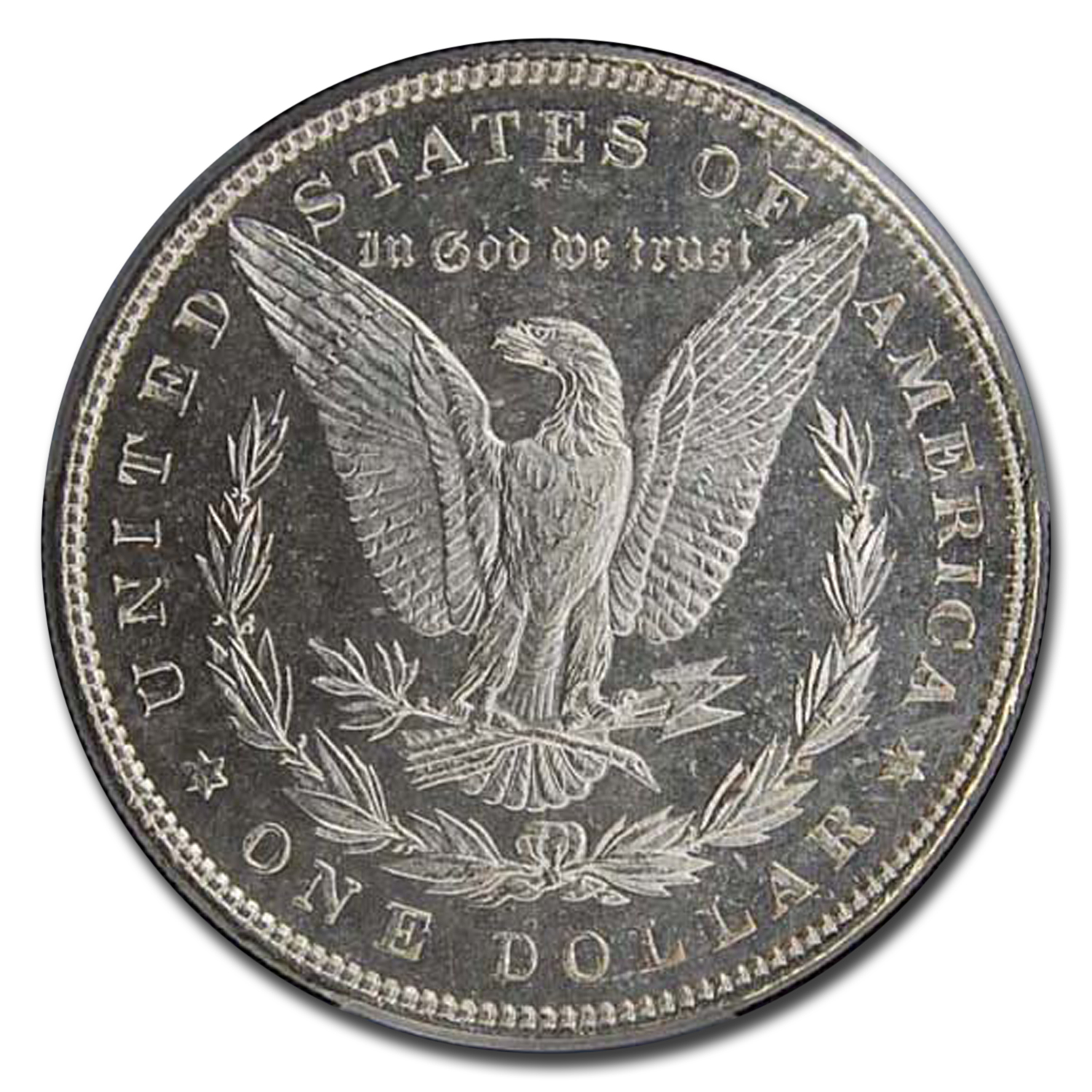 1886 Morgan Dollar - MS-65 DMPL Deep Mirror Proof Like PCGS