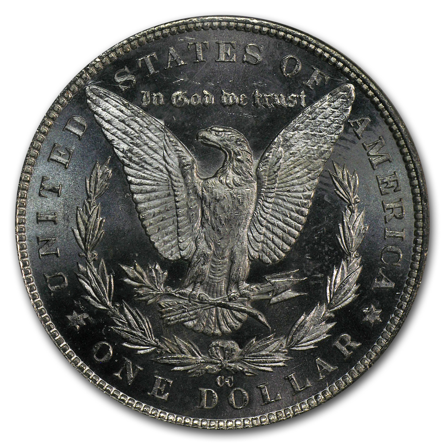 1883-CC Morgan Dollar MS-64 DMPL PCGS (CAC)