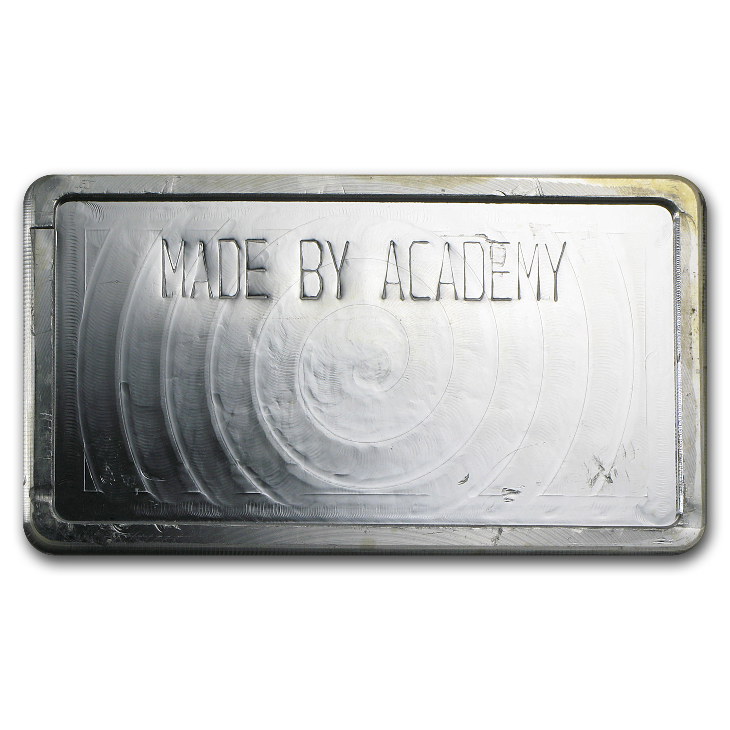 10 oz APMEX Silver Bar (Stackable, IRA Approved, Scruffy)