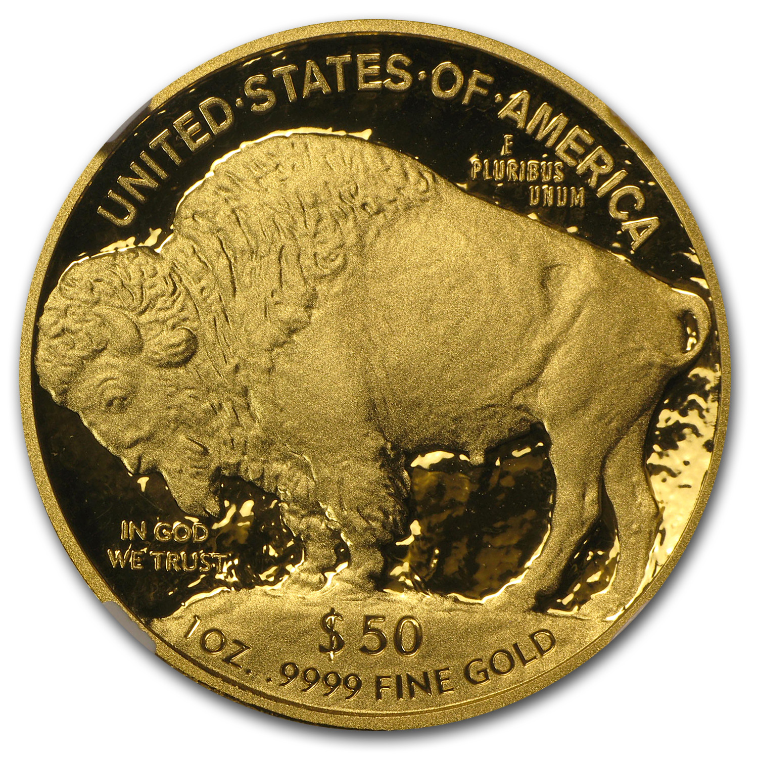 2013-W 1 oz Proof Gold Buffalo PF-69 NGC Early Releases
