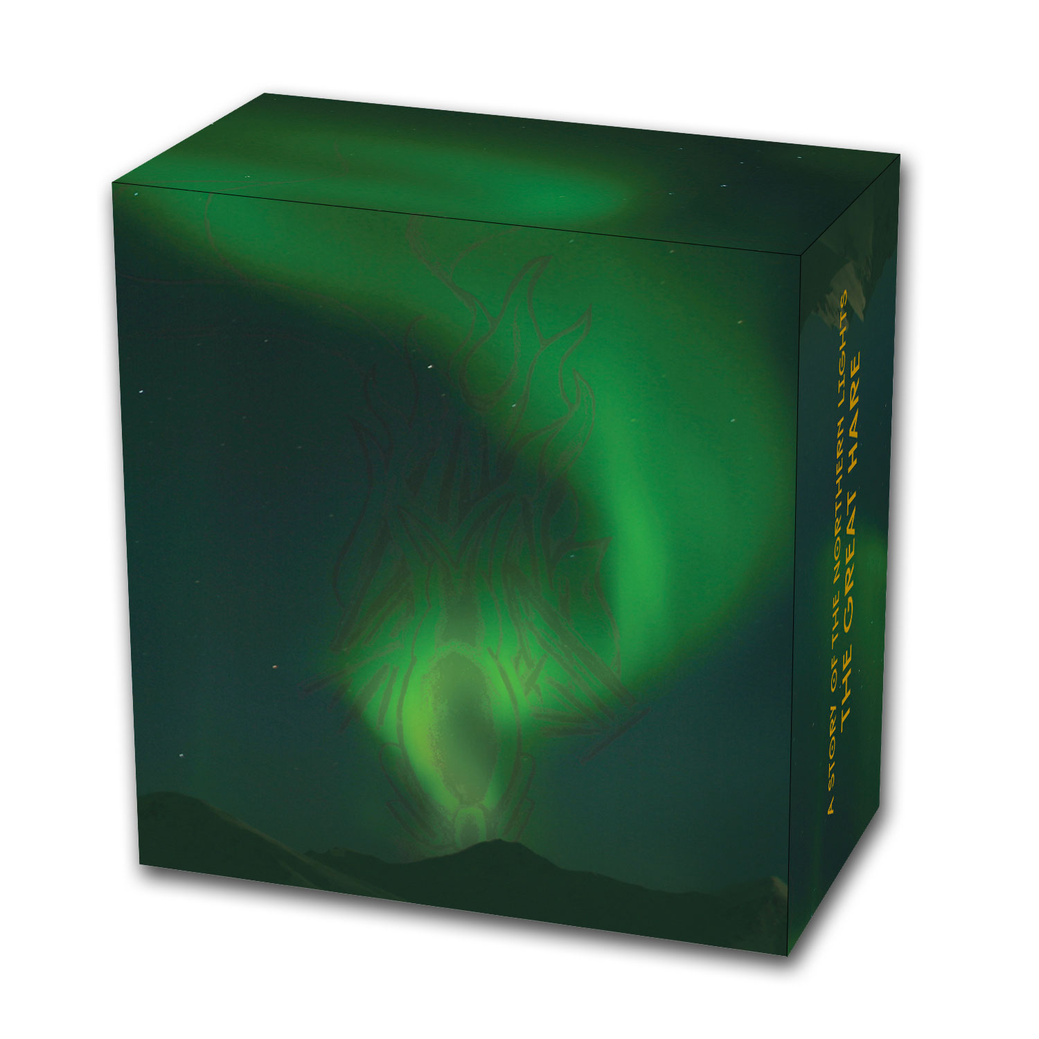 2013 Canada 1 oz Silver $20 A Story of the Northern Lights