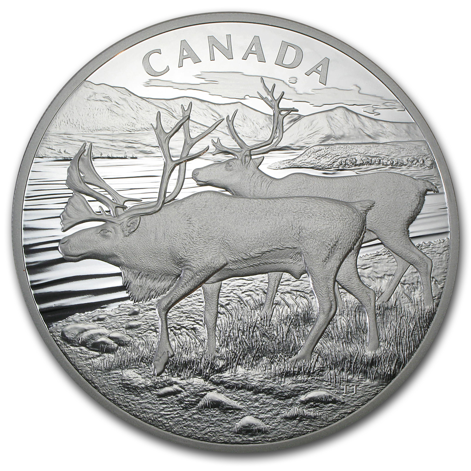 2013 Kilo Silver Canadian $250 - The Caribou