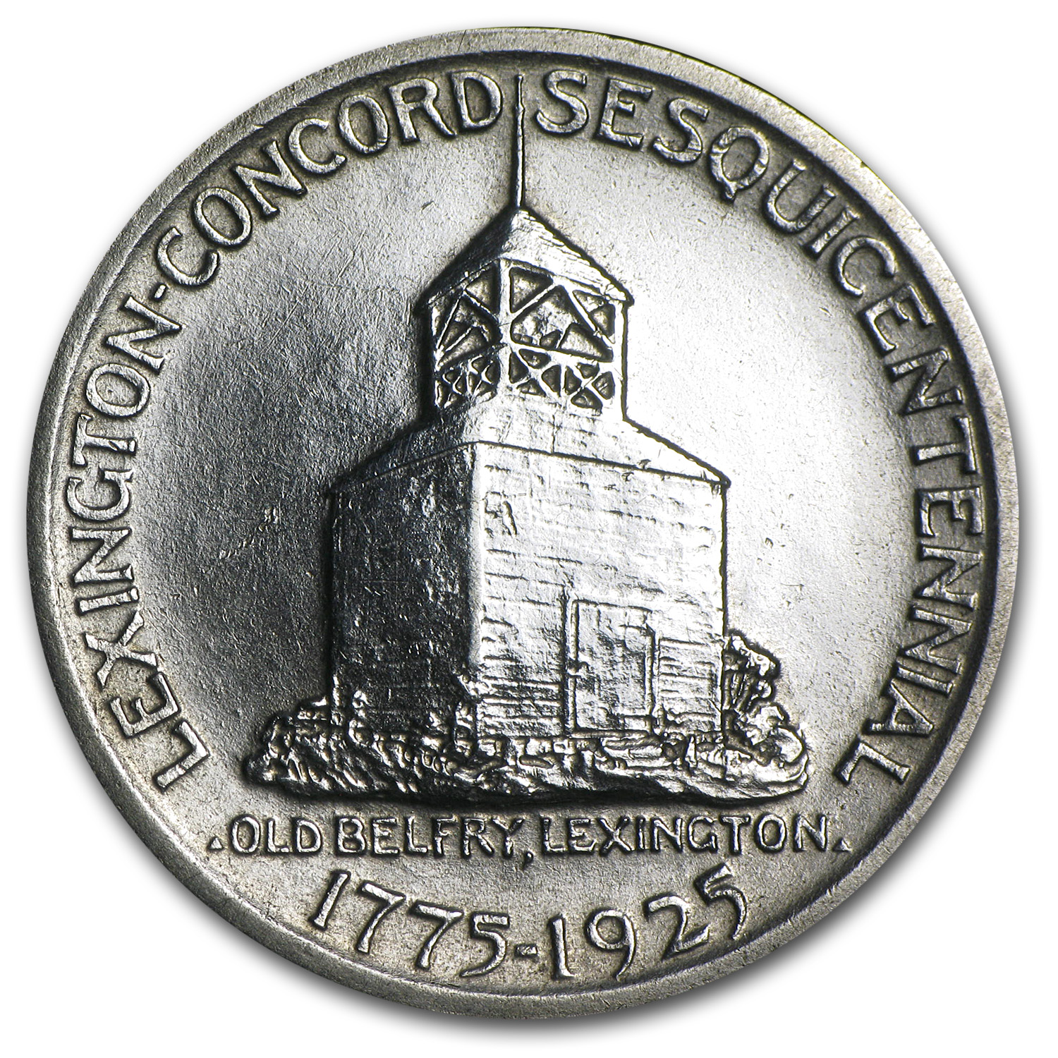 1925 Lexington-Concord Sesquicentennial - AU - Cleaned
