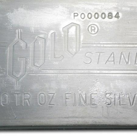 100 Oz Silver Bar Engelhard Gold Standard 100 Oz