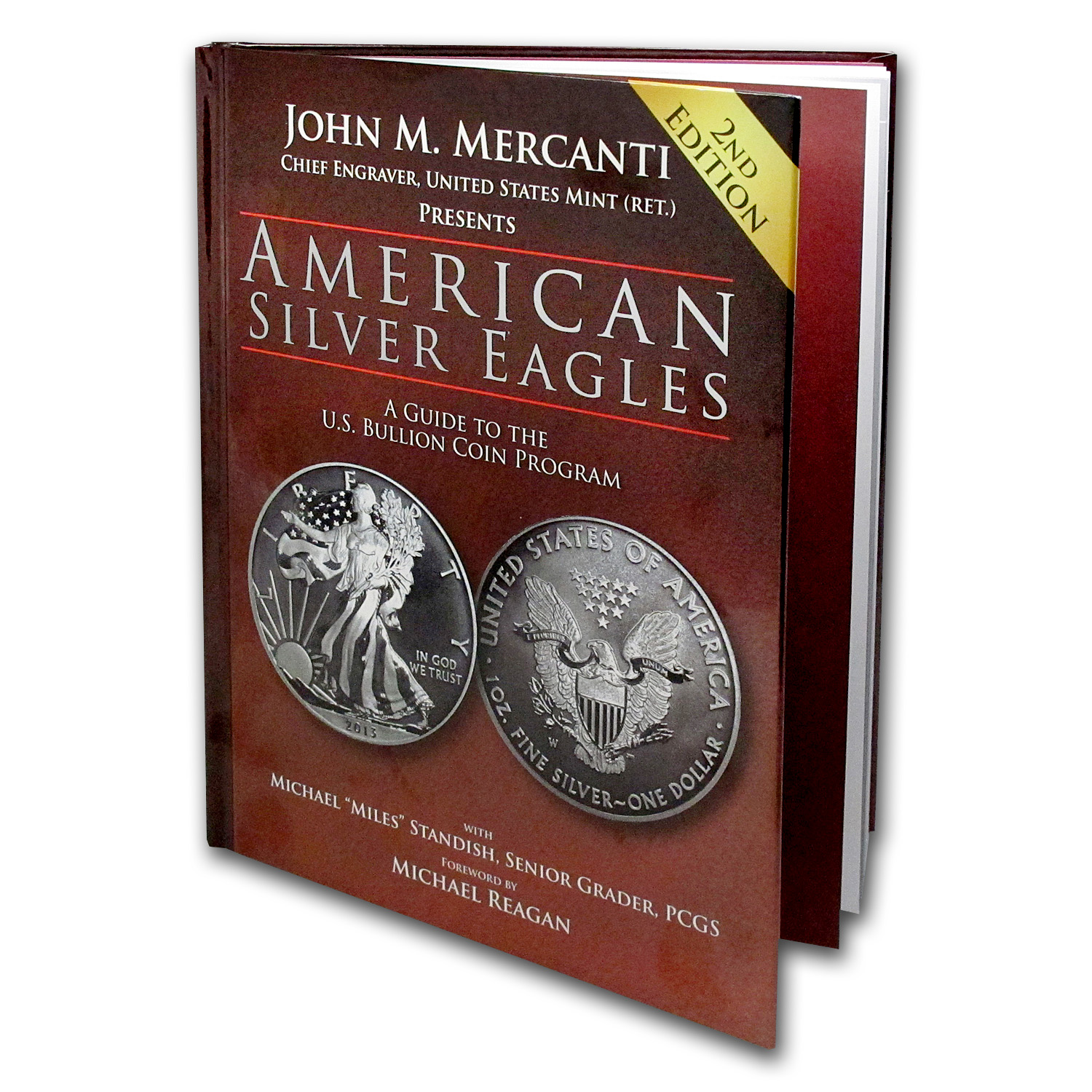 1986-2014 Proof Silver American Eagle Complete 28 Coin Collection