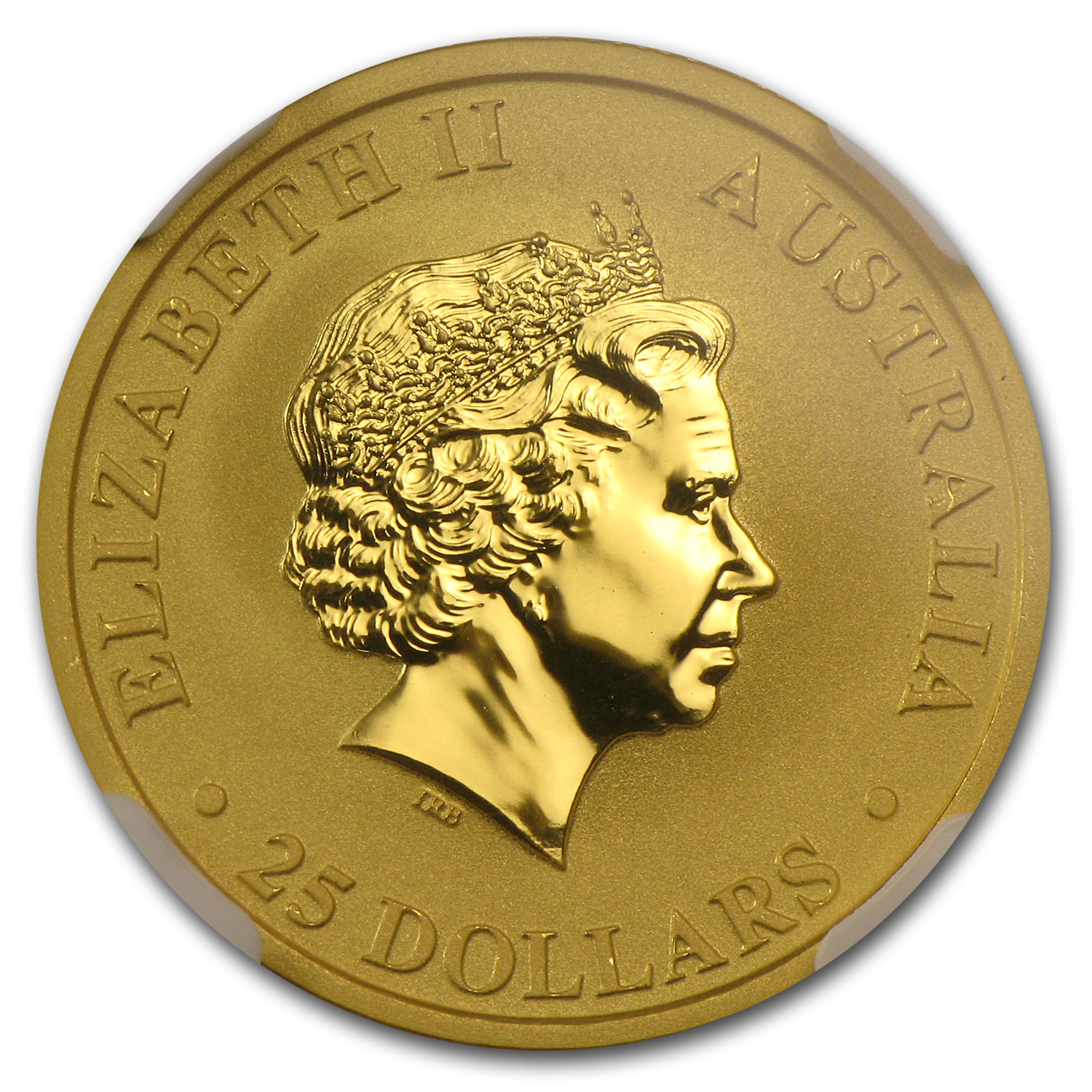 2012 1/4 oz Australian Gold Kangaroo NGC MS-69 Early Releases