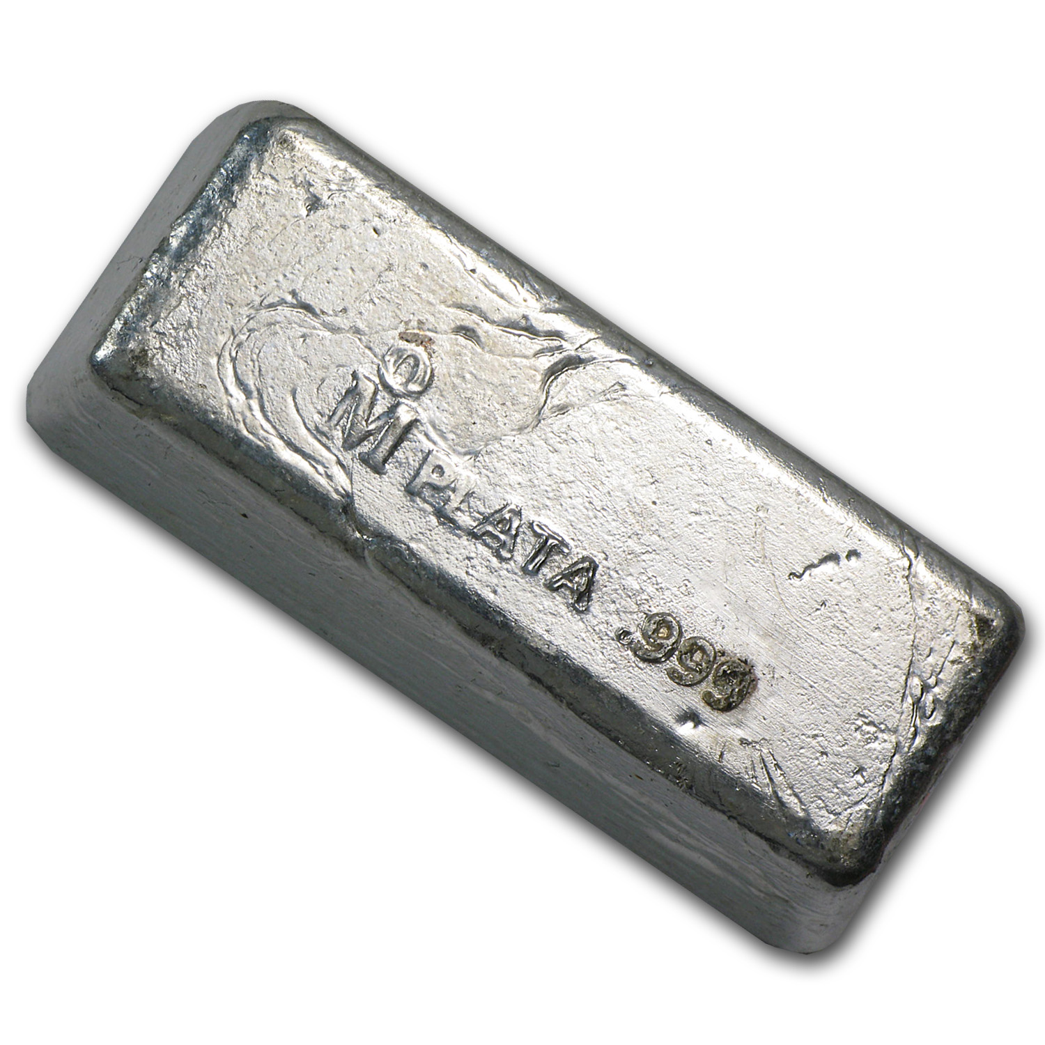 3 92 Oz Silver Bar La Casa De Moneda De M 233 Xico All