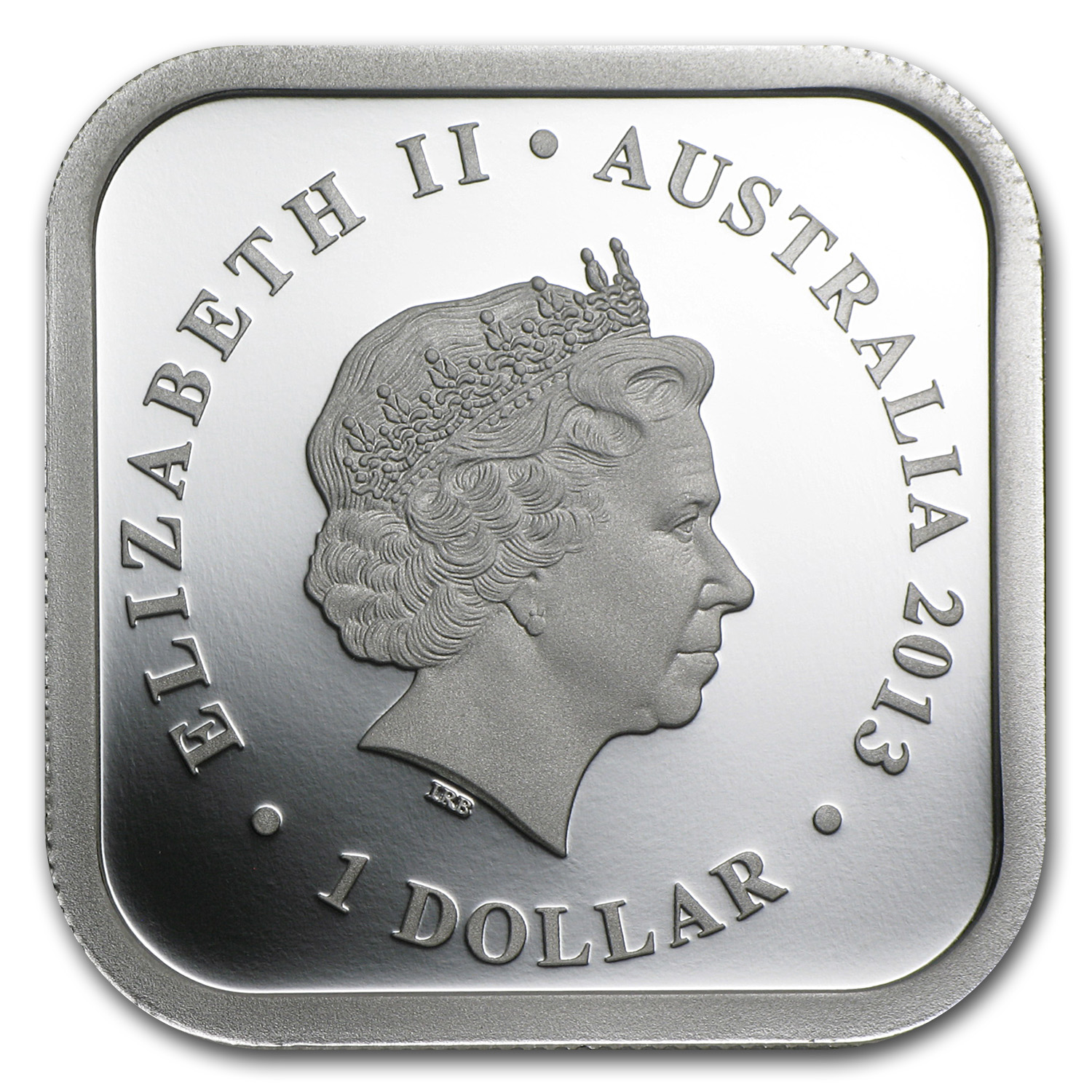 2013 1 oz Proof Silver Spring - Australian Seasons