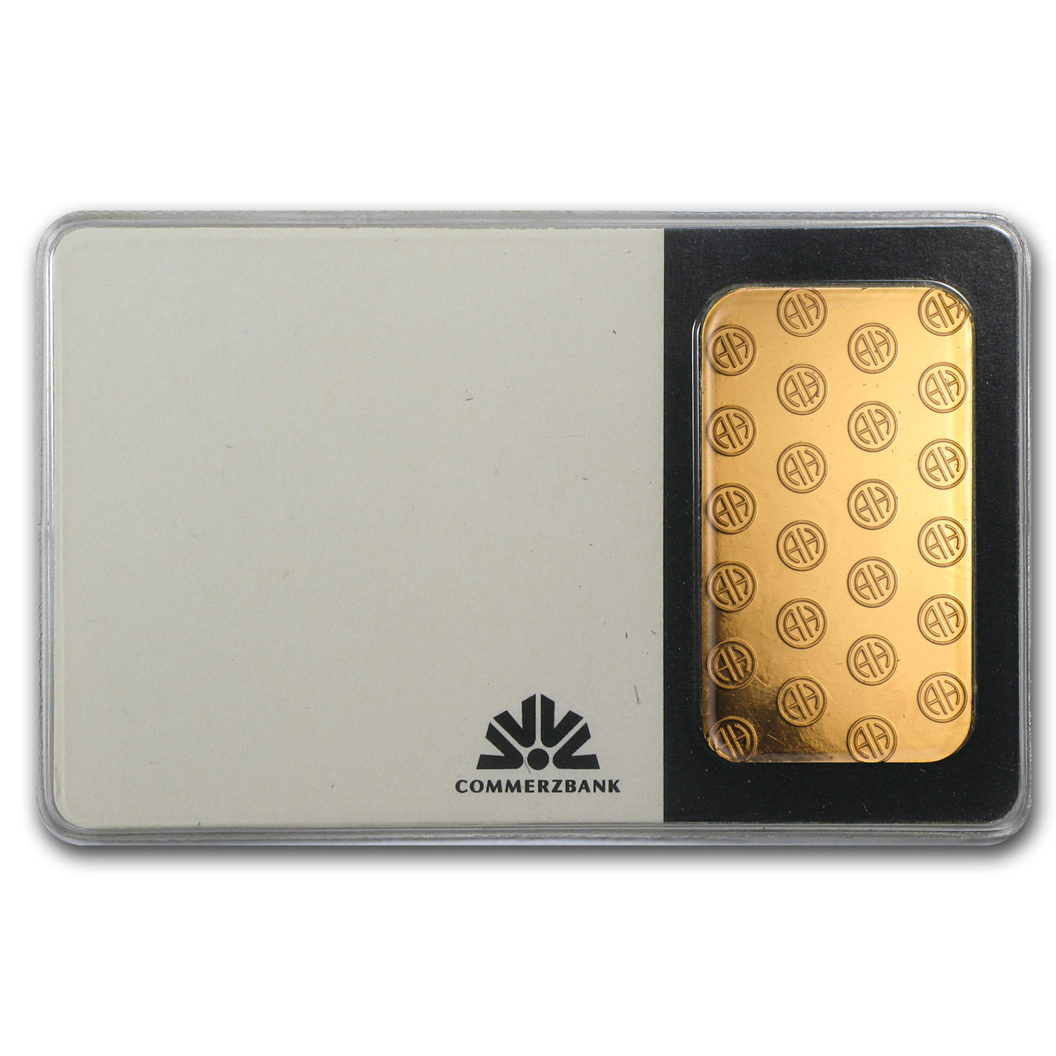 1 oz Gold Bar - Heraeus (Commerzbank)