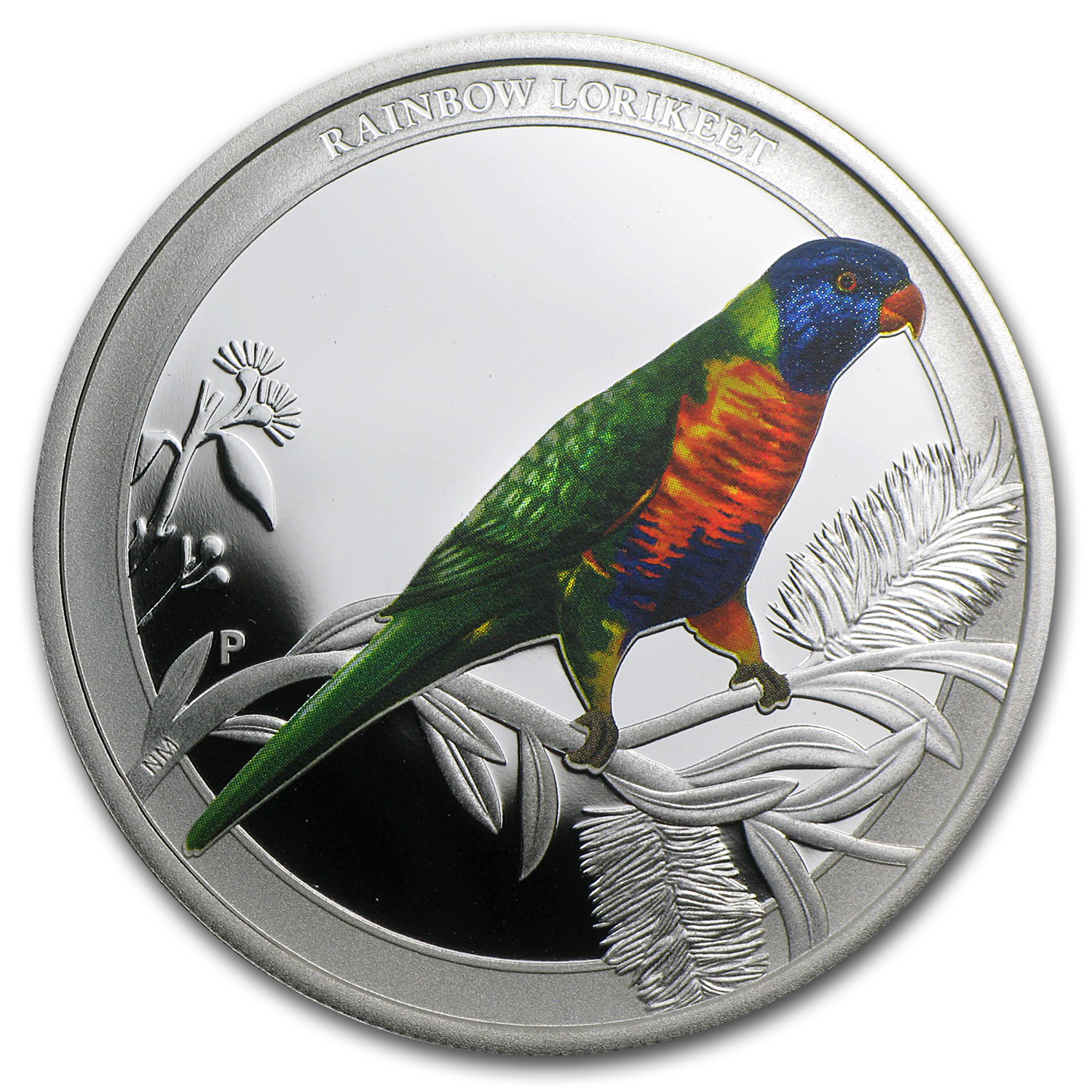 2013 5-Coin 1/2 oz Silver Birds of Australia Proof Set