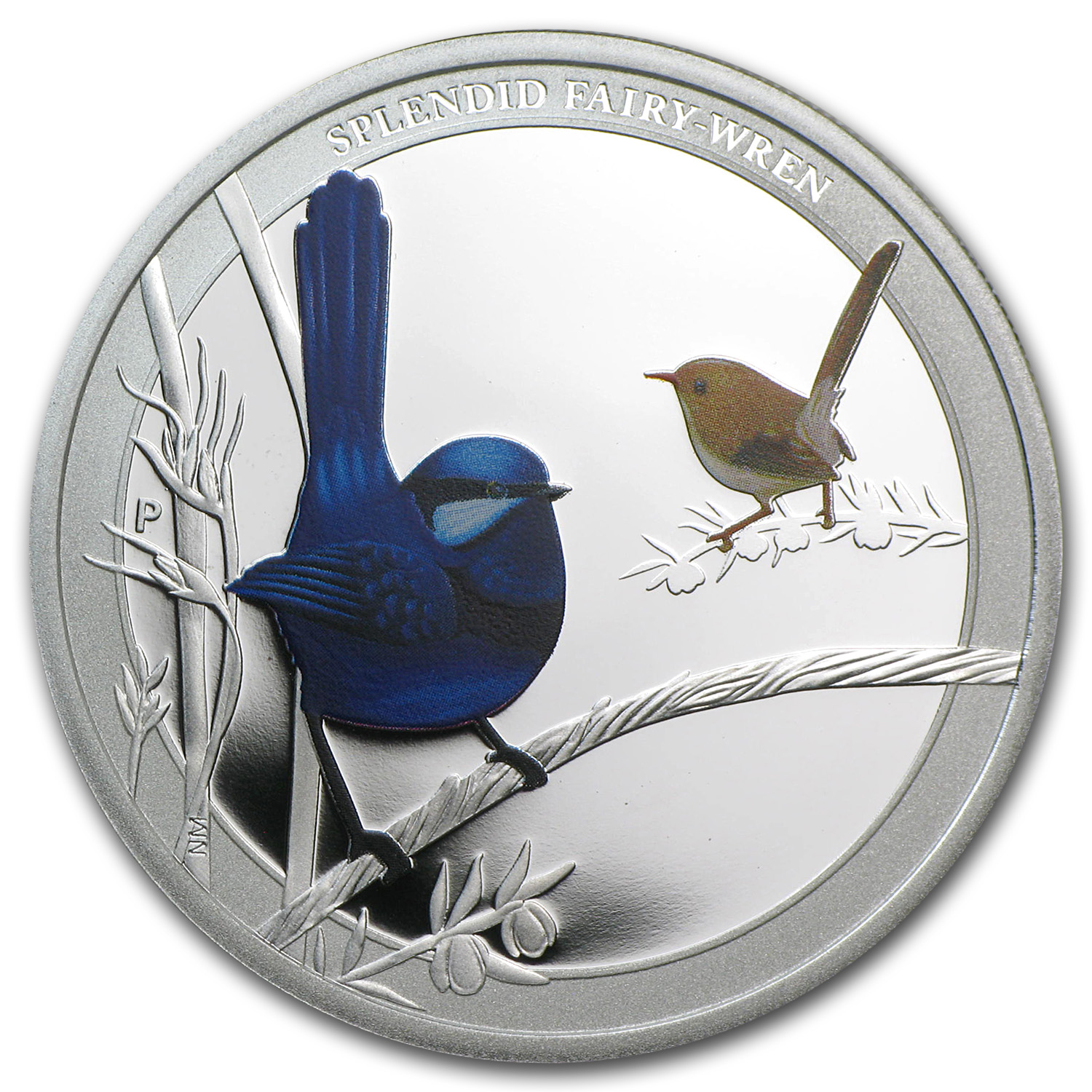 2013 1/2 oz Silver Birds of Australia 5-Coin Set