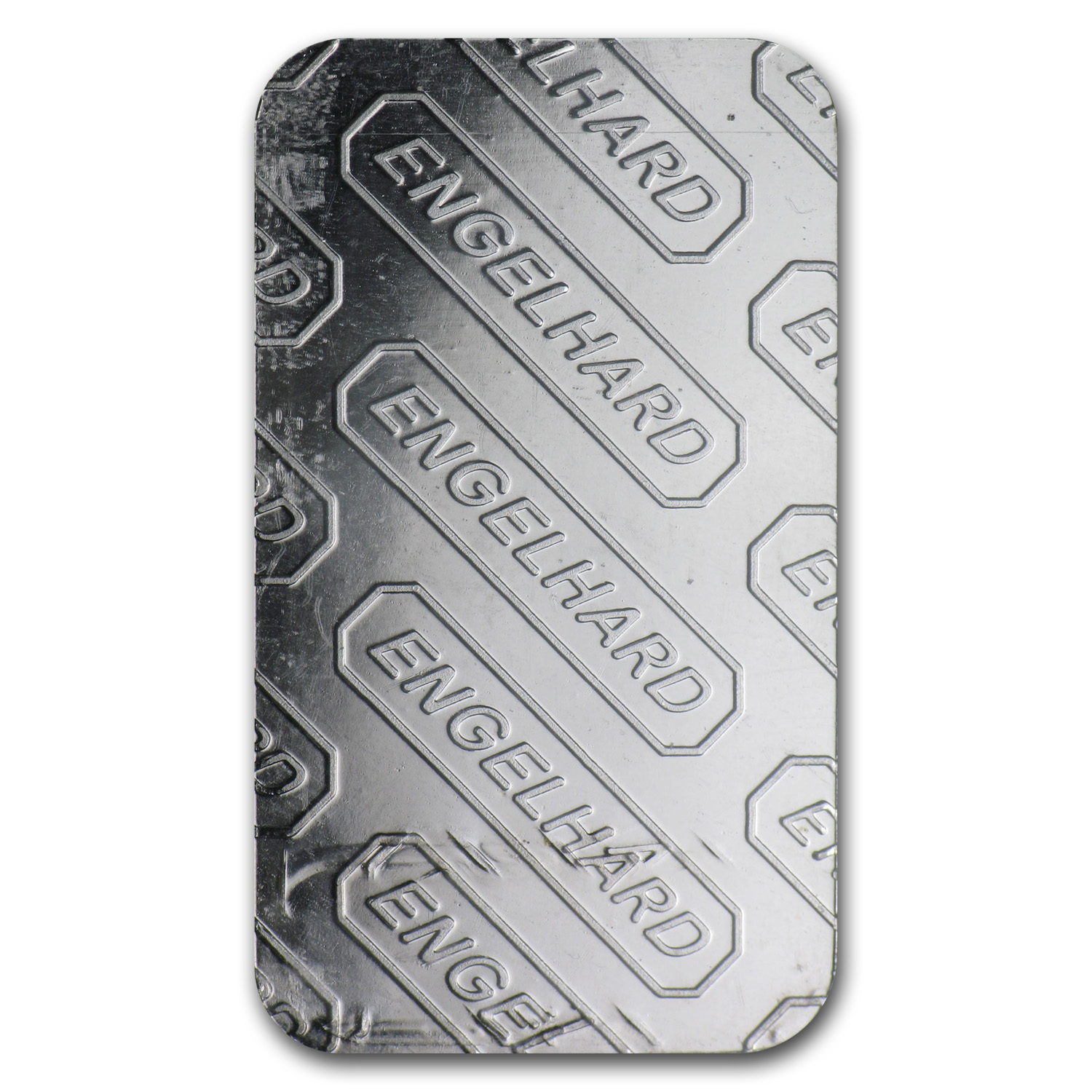 1/2 oz Engelhard Platinum Bar .9995 Fine (In Assay)
