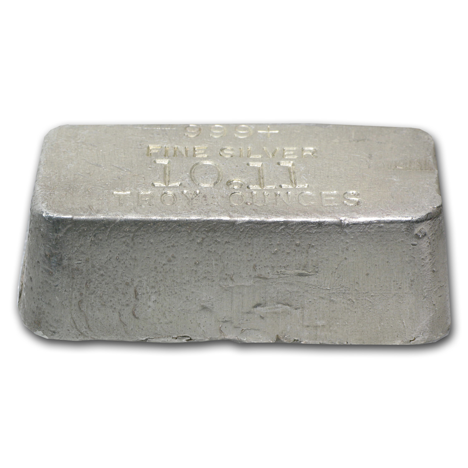 10.11 oz Silver Bar - Rarities Mint (Poured)