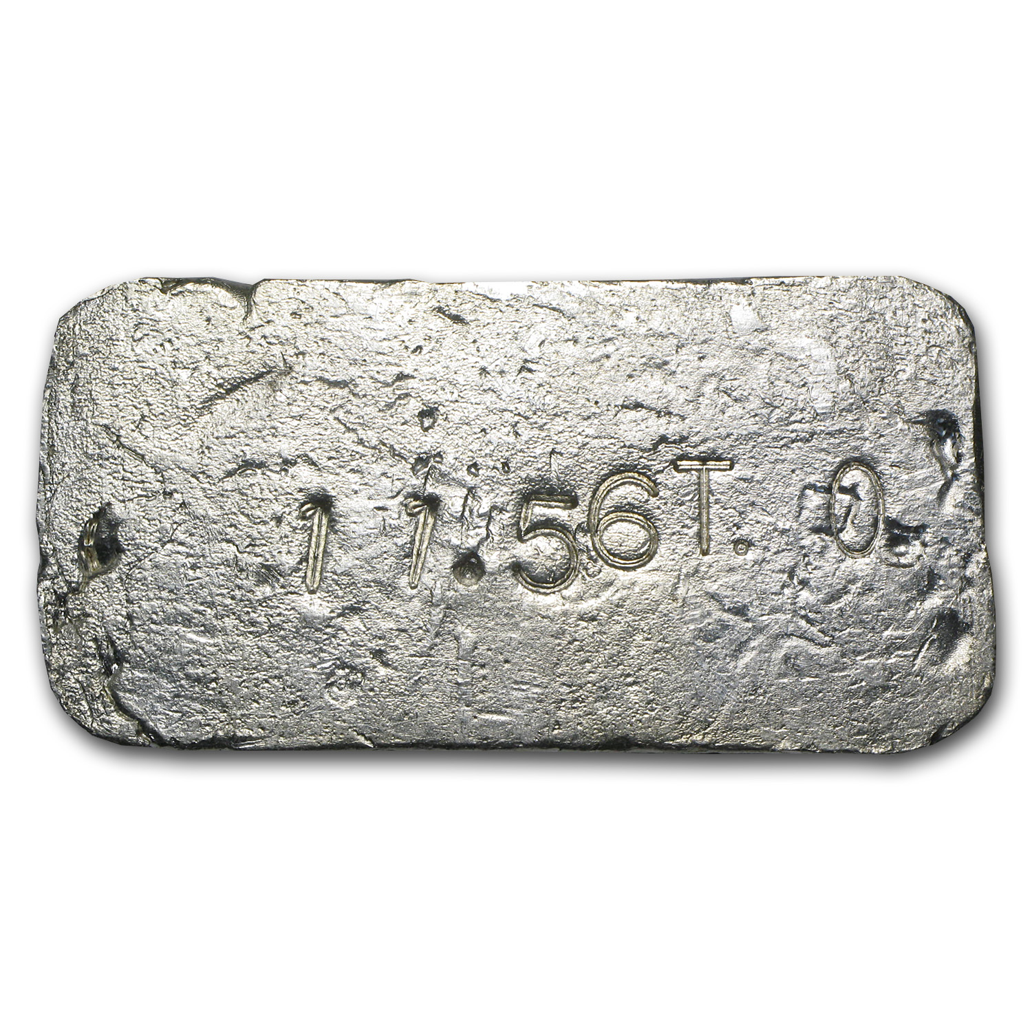 11.56 oz Silver Bar - B. R. MacKay & Sons