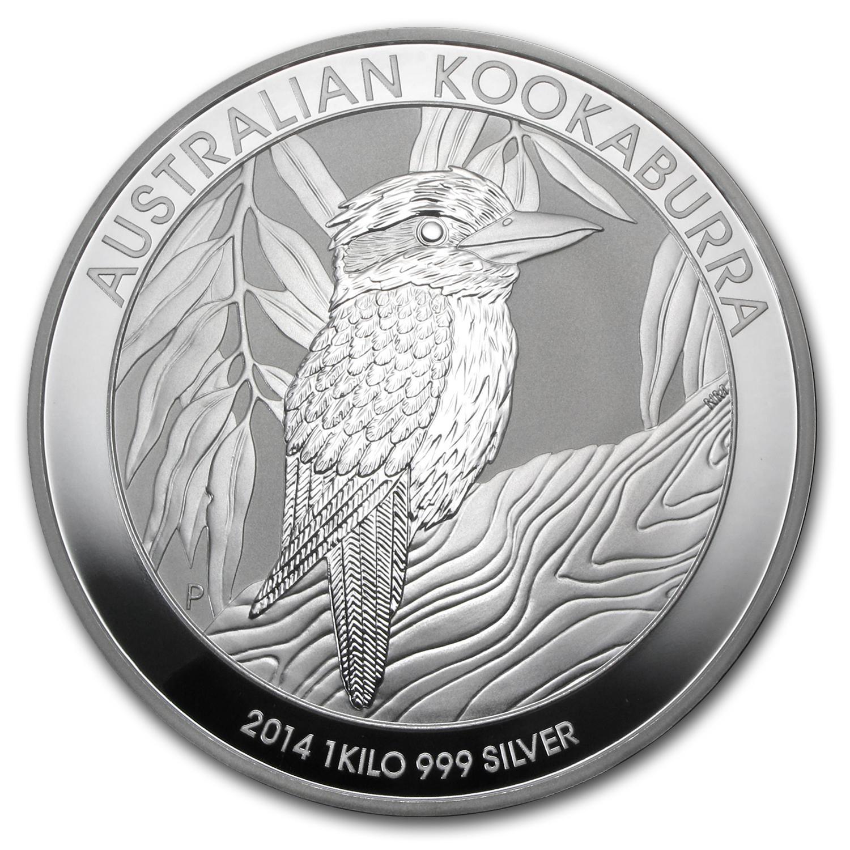 1 Kilo Silver Kookaburra Bing Images