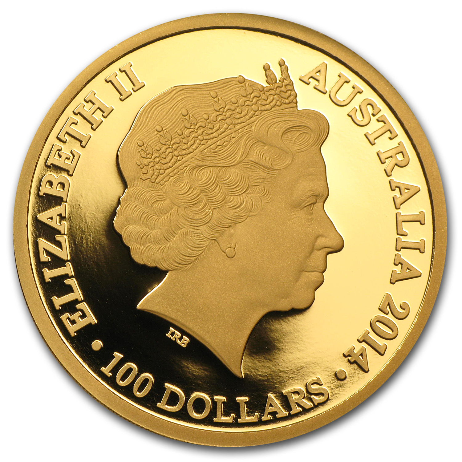 Royal Australian Mint 2014 1 oz Proof Gold Year of the Horse