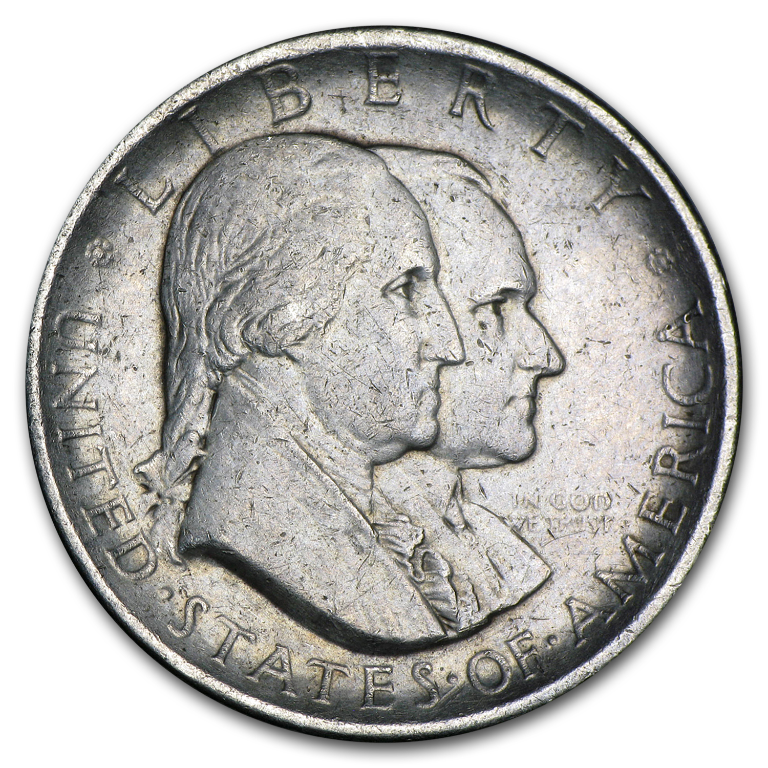 1926 Sesquicentennial Half (Low Grade/Cleaned)