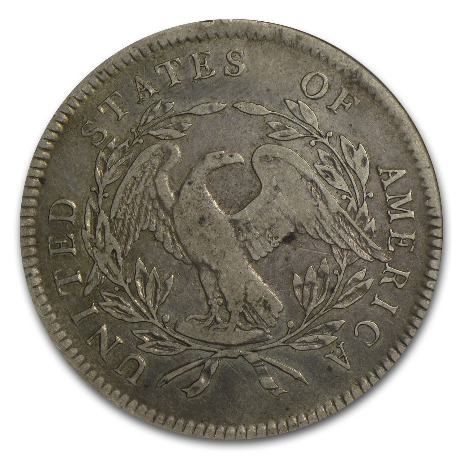 1795 Flowing Hair Dollar VF-20 NGC (3 Leaves)