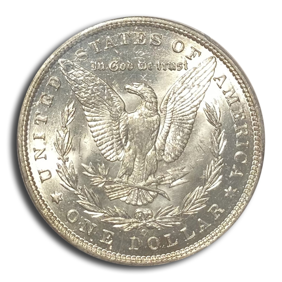 1888-O Morgan Dollar MS-65+ Plus PCGS