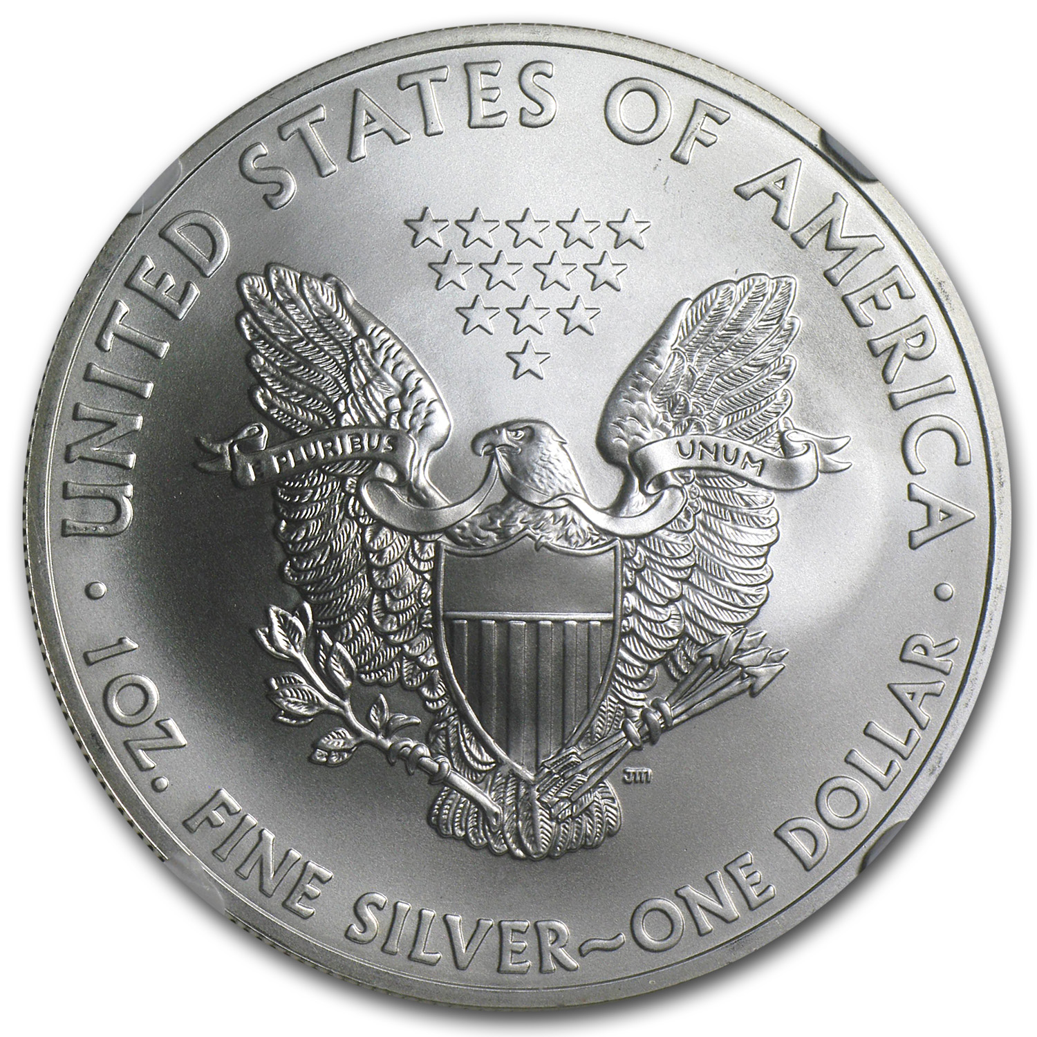 2012 (S) Silver American Eagle - MS-70 NGC - Early Release