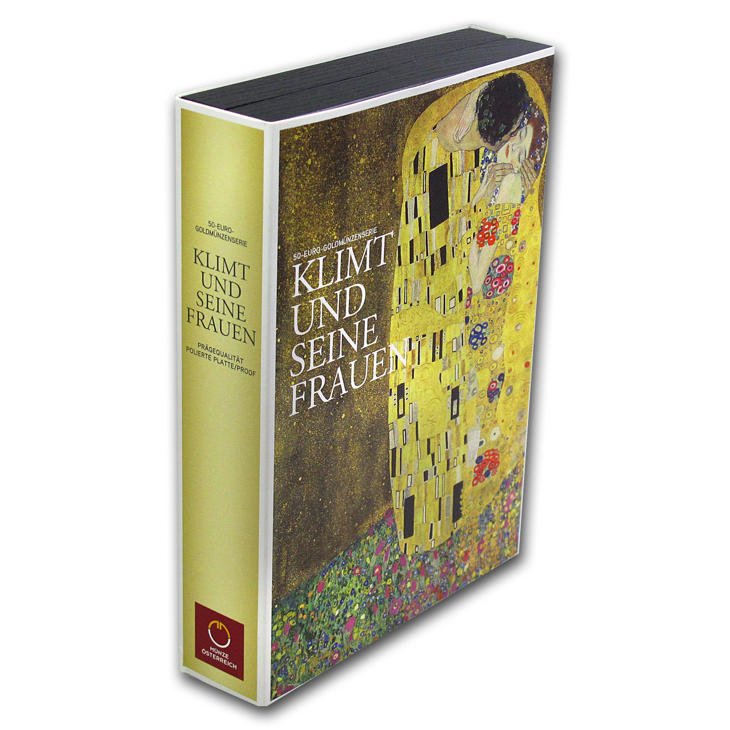 Klimt and His Women Collector's Case