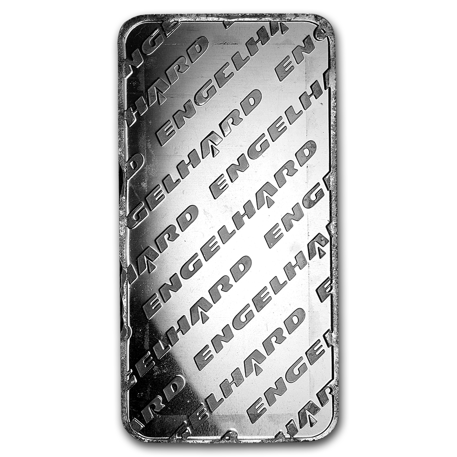 10 oz Platinum Bar - Engelhard