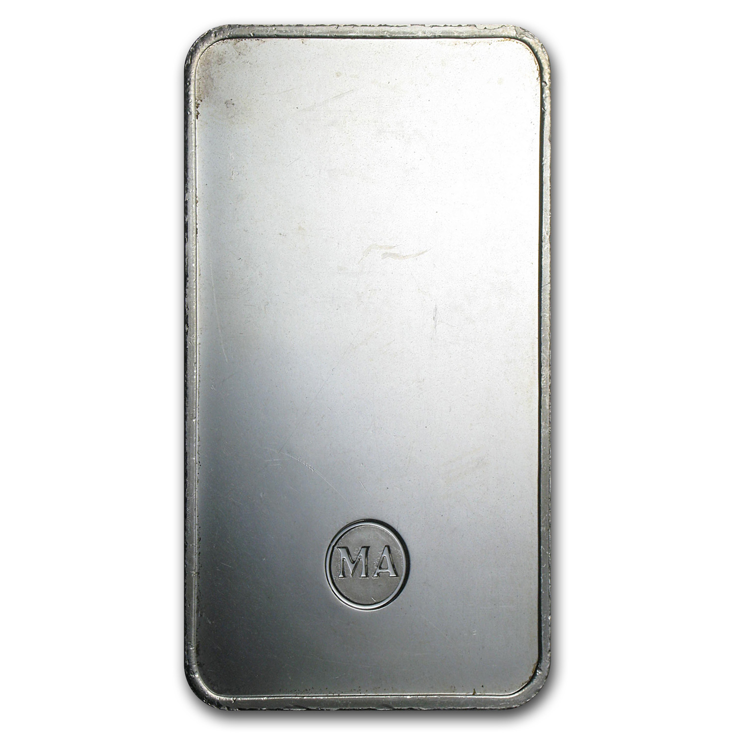 10 oz Silver Bars - Morgan (Metal Arts Co.)