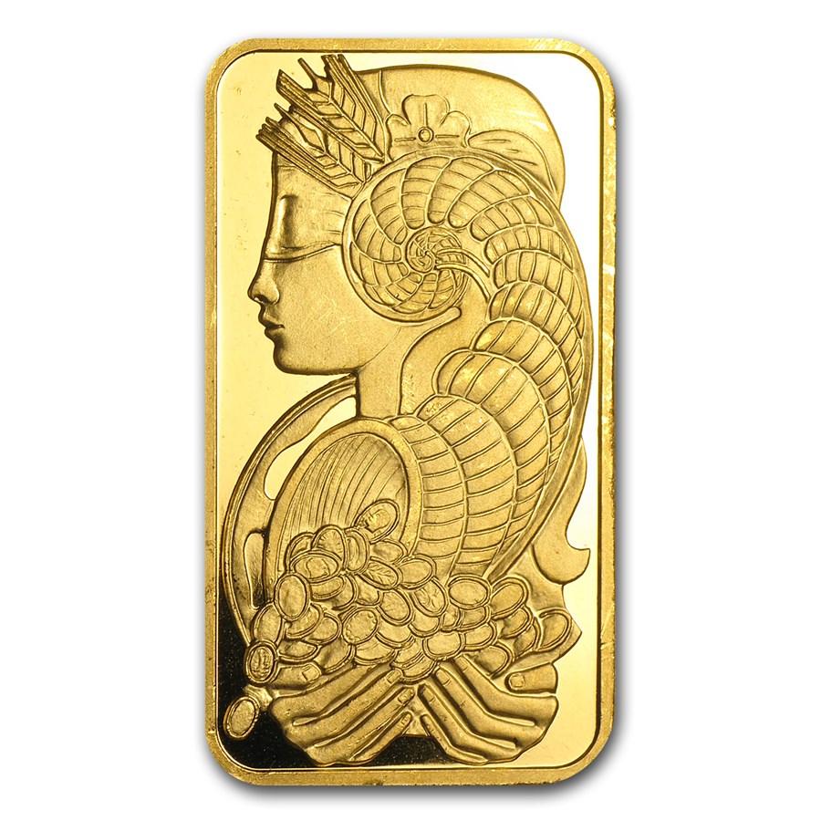 5 Tolas Gold Bar Pamp Suisse Cornucopia 1 875 Oz