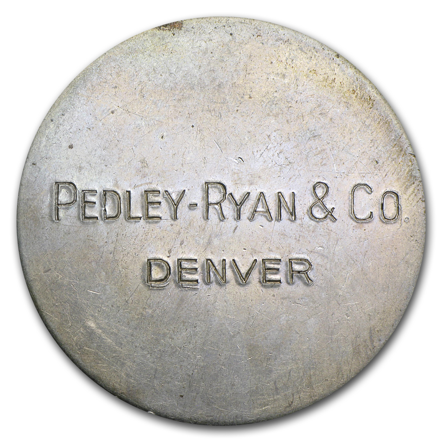 1933 Pedley-Ryan So Called Dollar HK-825