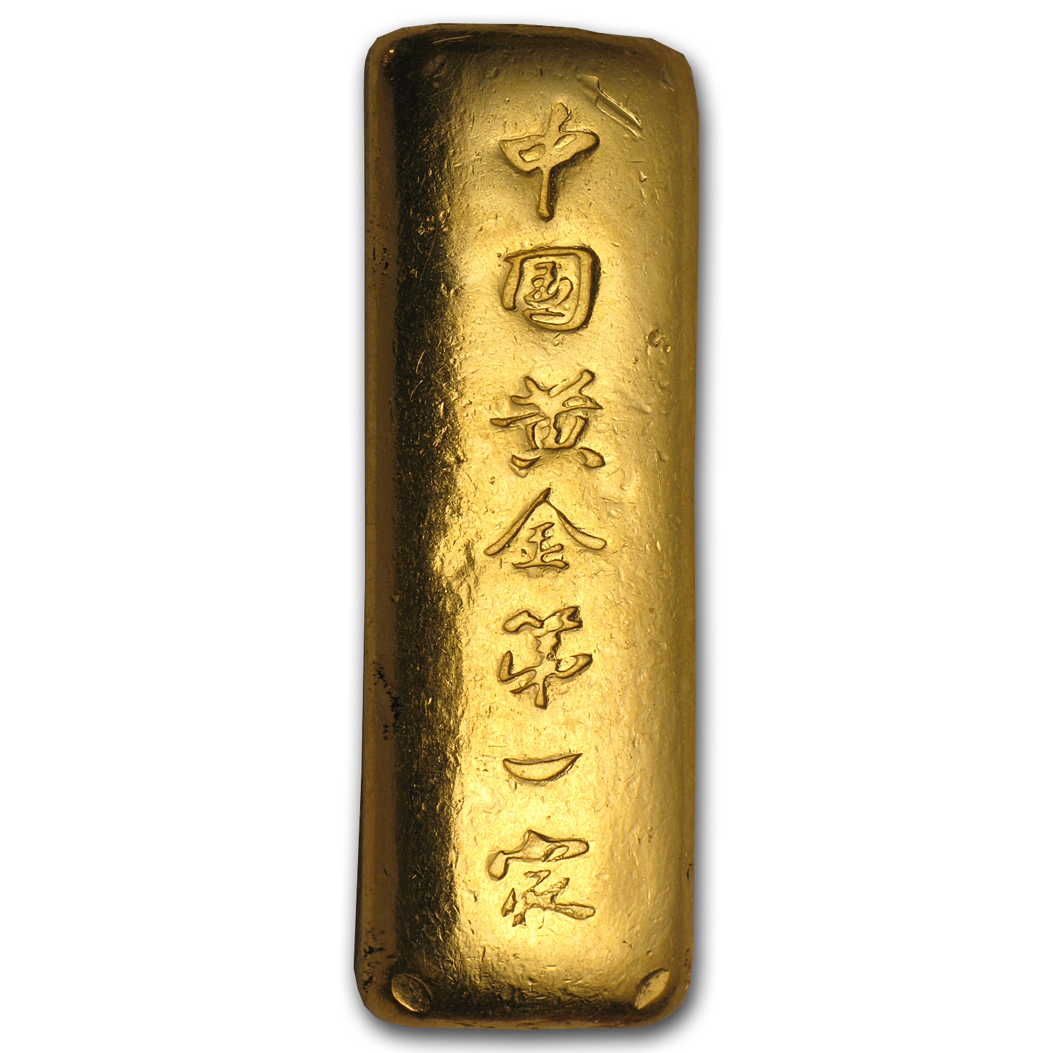 100 gram Gold Bar - Chinese (Tongue)