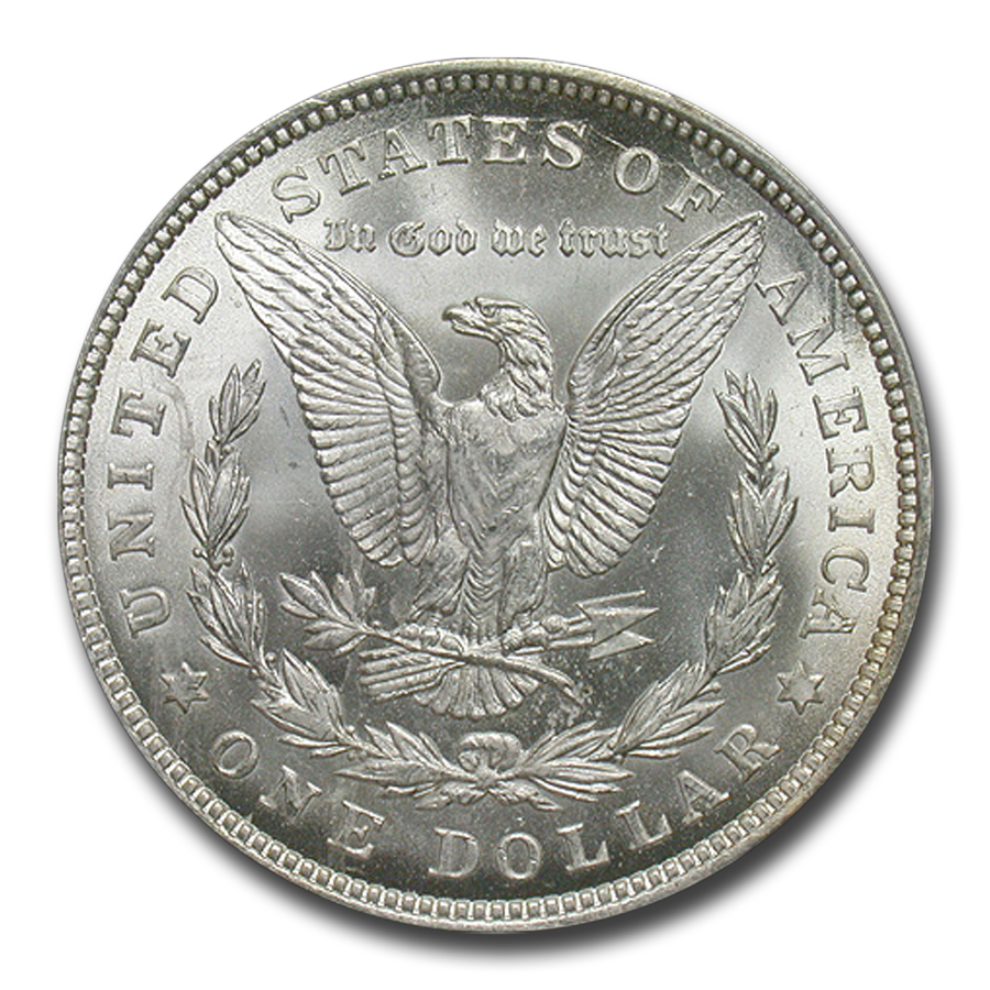 1921 Morgan Dollar - MS-66+ PCGS (CAC)