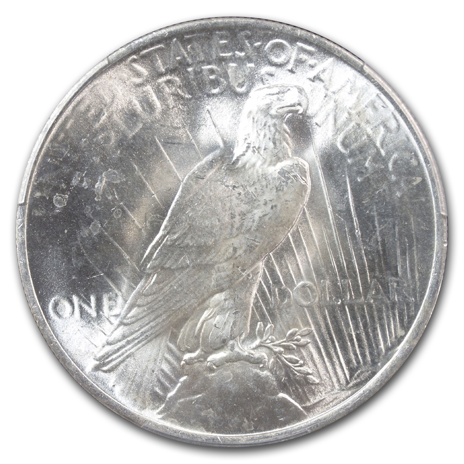 1923 Peace Dollar MS-66 PCGS (CAC)