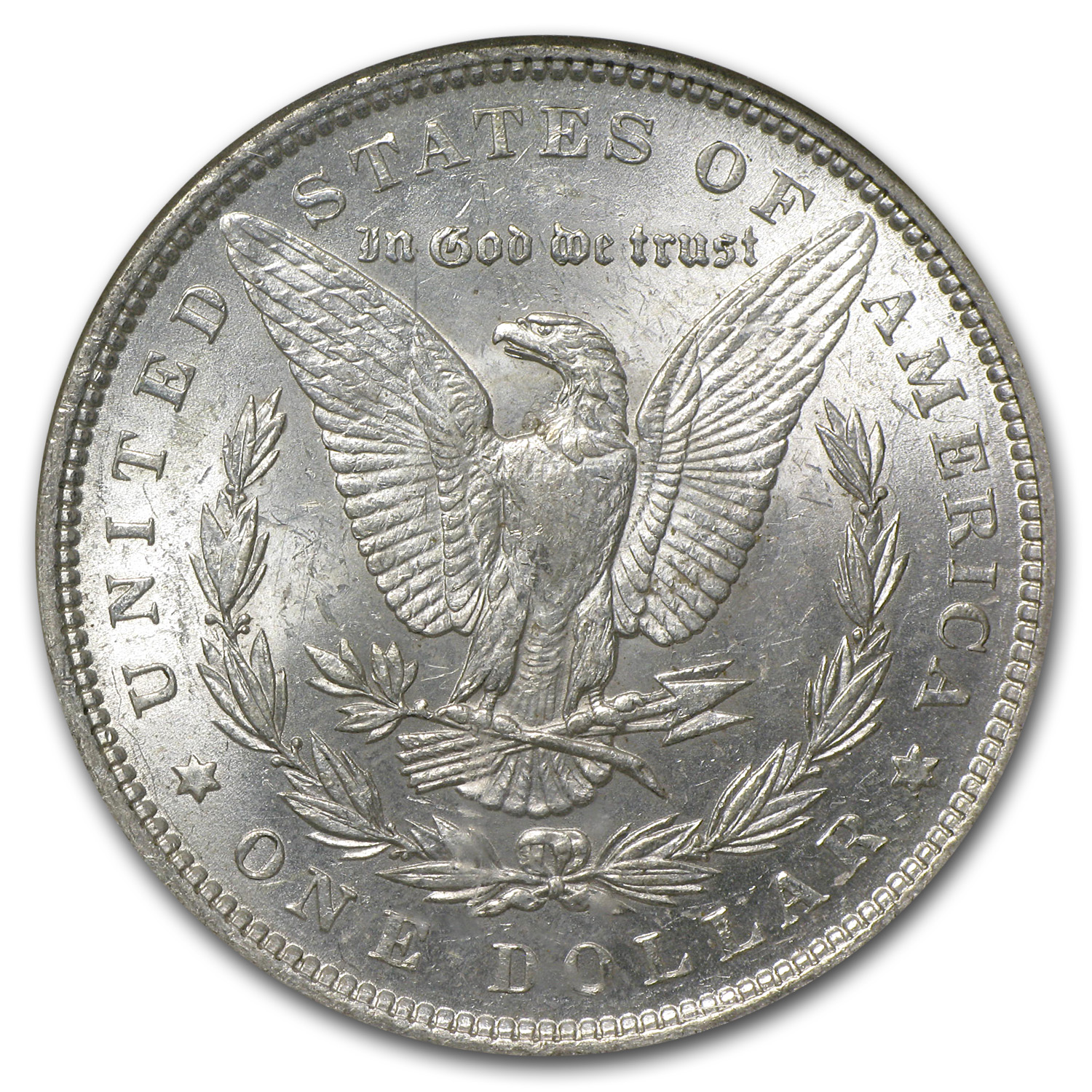 1888 Morgan Dollar - AU-58 NGC VAM-11 Binion Collection