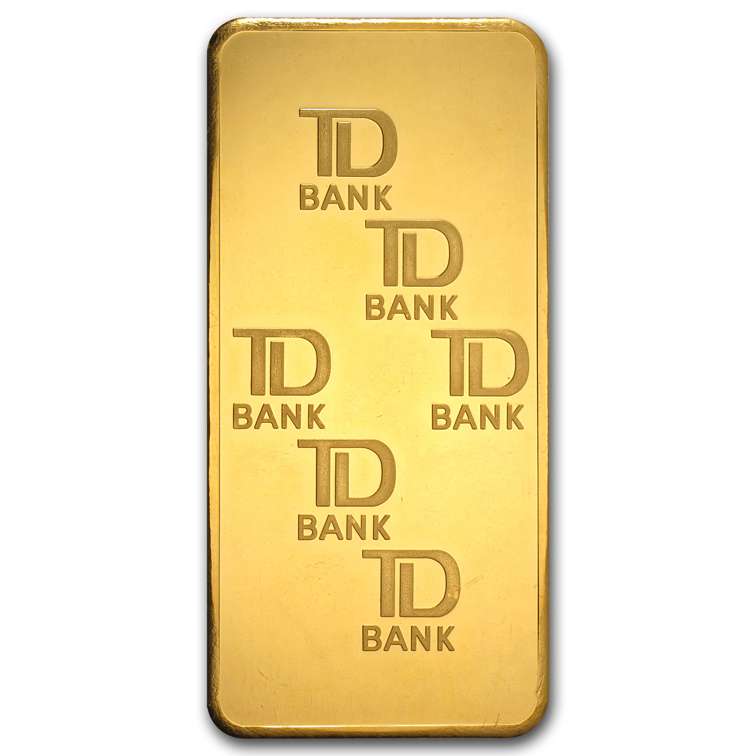 10 oz Gold Bars - Johnson Matthey (TD Bank)