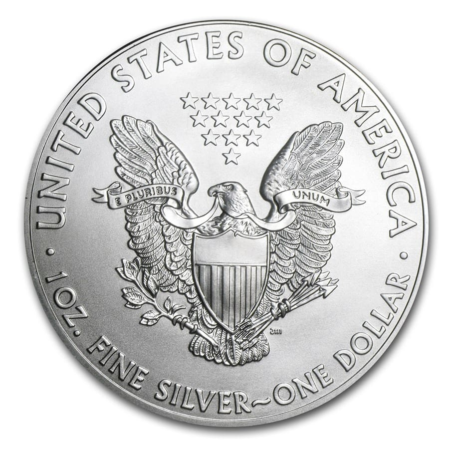 2014 1 oz Silver American Eagle (Brilliant Uncirculated)