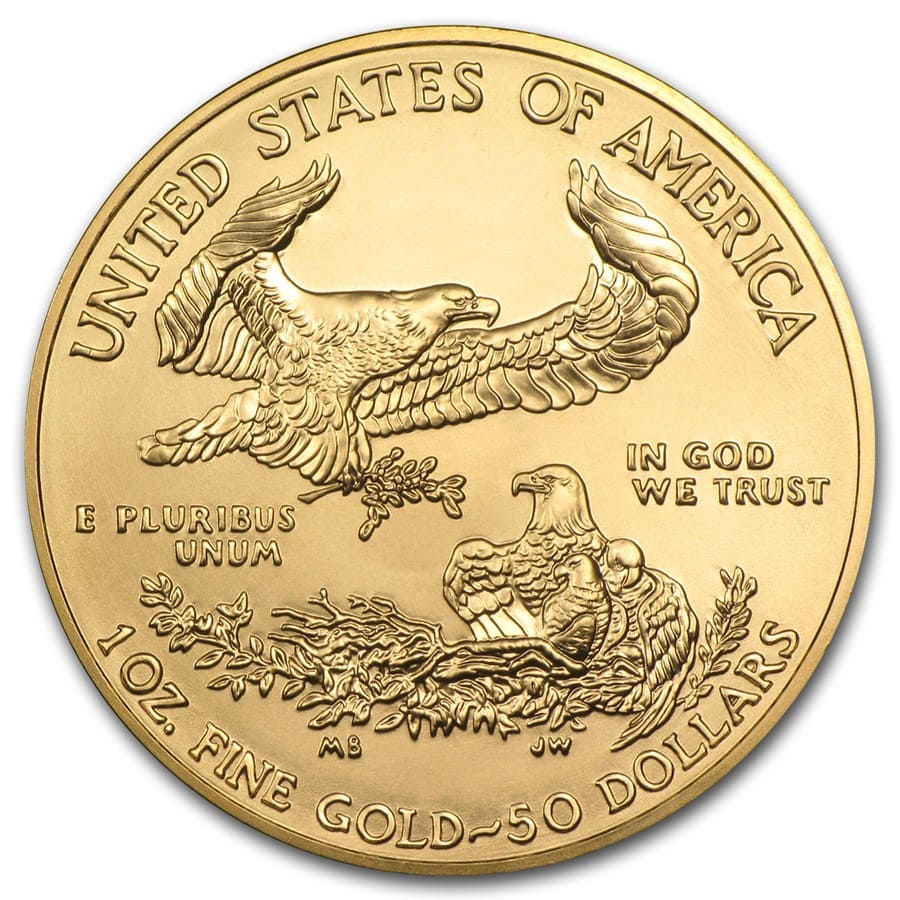 2014 1 oz Gold American Eagle (BU)