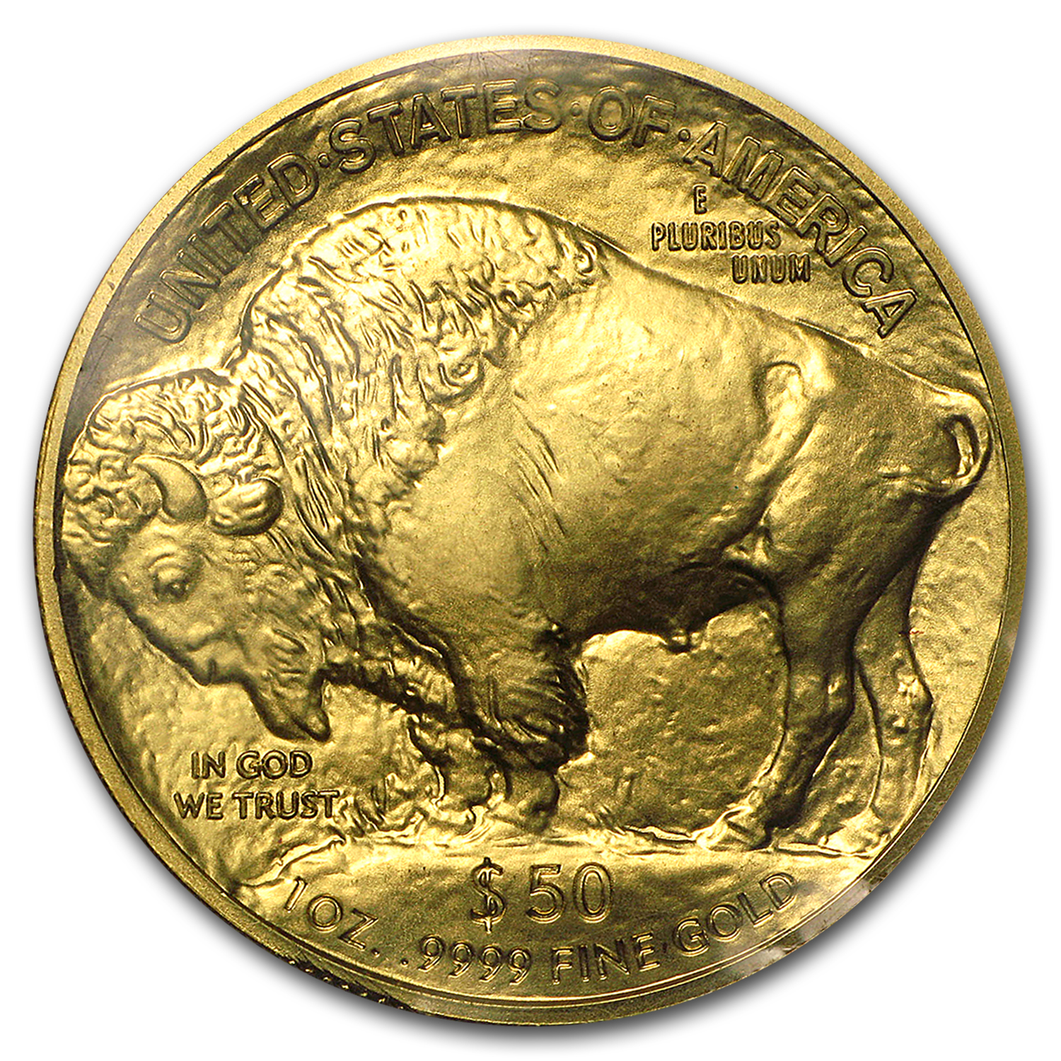 2014 1 oz Gold Buffalo - Brilliant Uncirculated