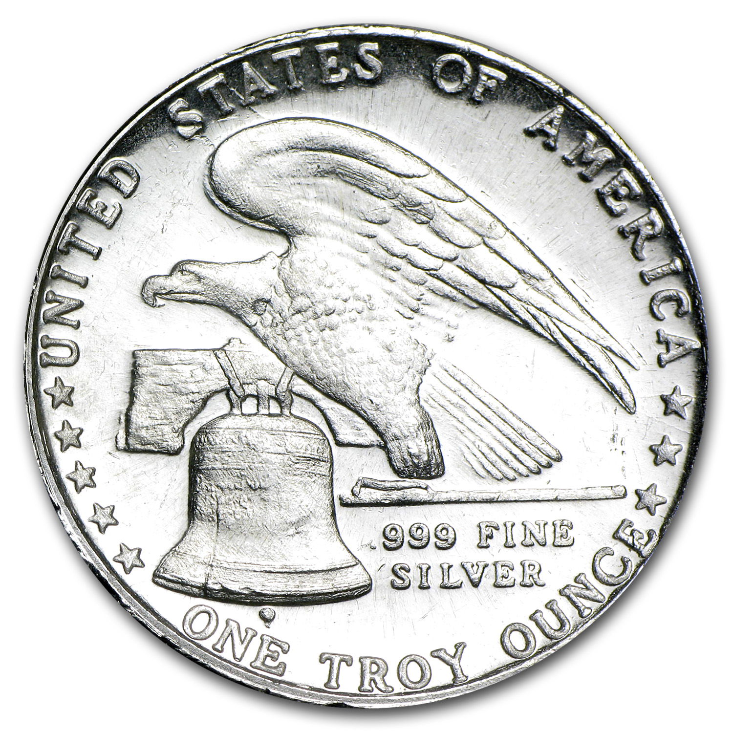 1 oz Silver Round - Rarities Mint High Relief