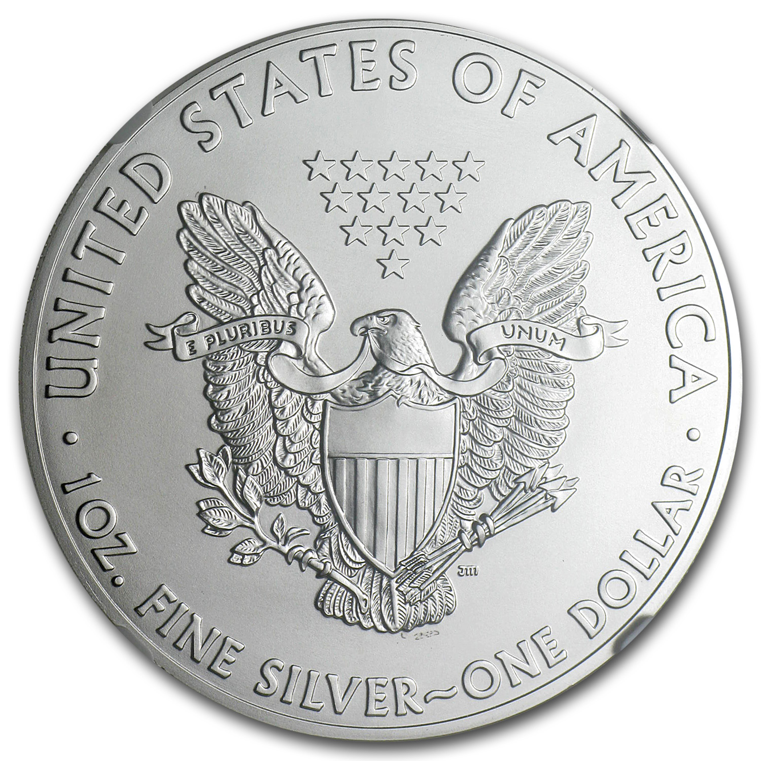 2014 (W) Silver American Eagle MS-70 NGC Early Release