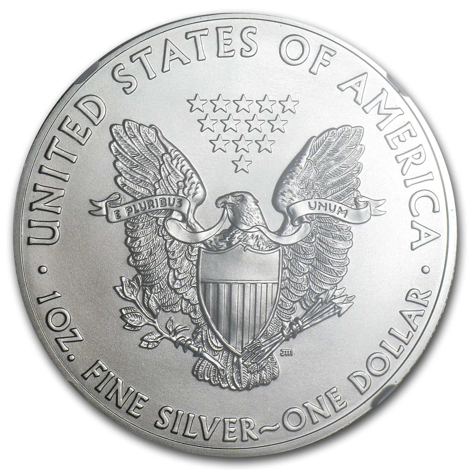 2014 (W) Silver American Eagle MS-69 NGC (Early Releases)