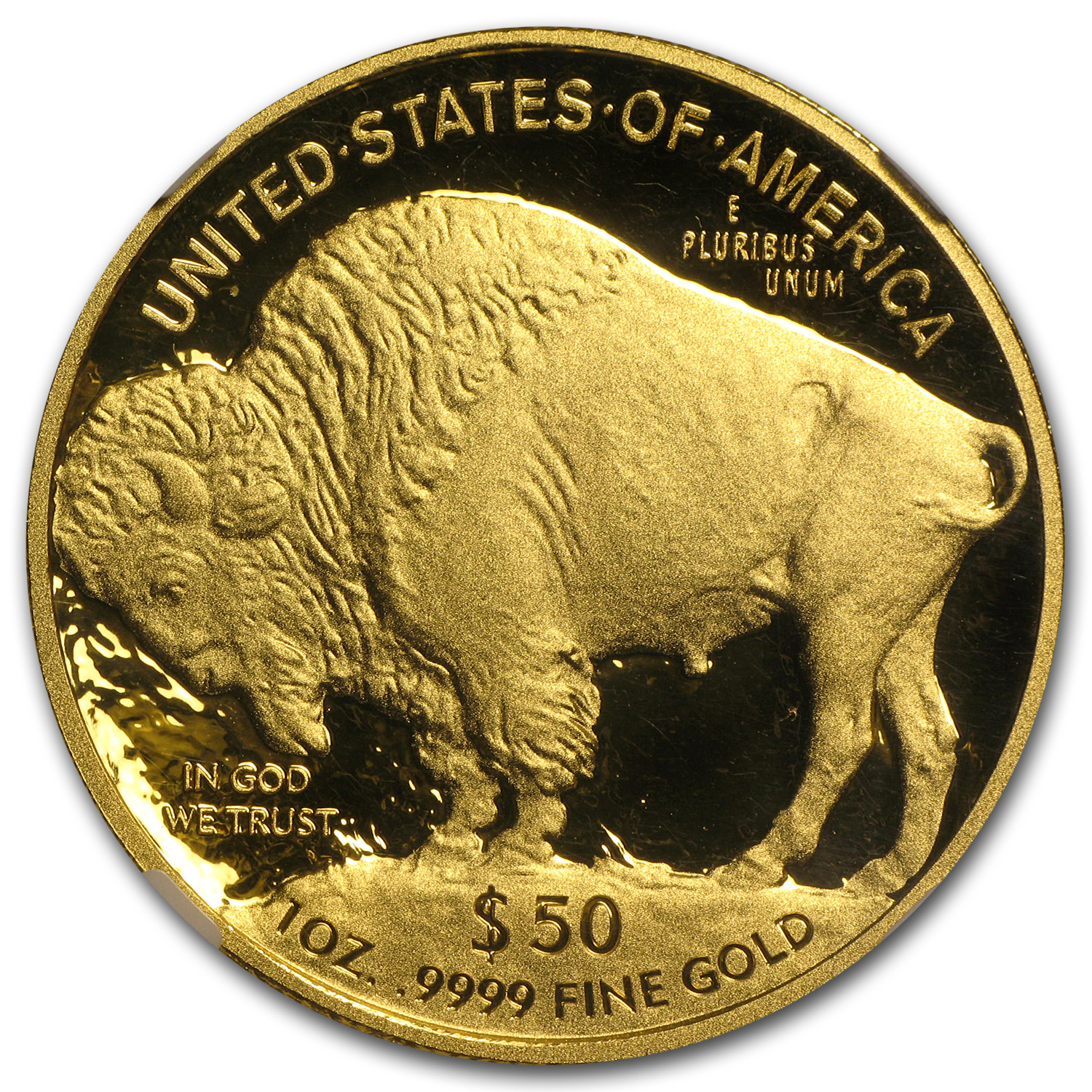 2013-W 1 oz Proof Gold Buffalo PF-69 NGC