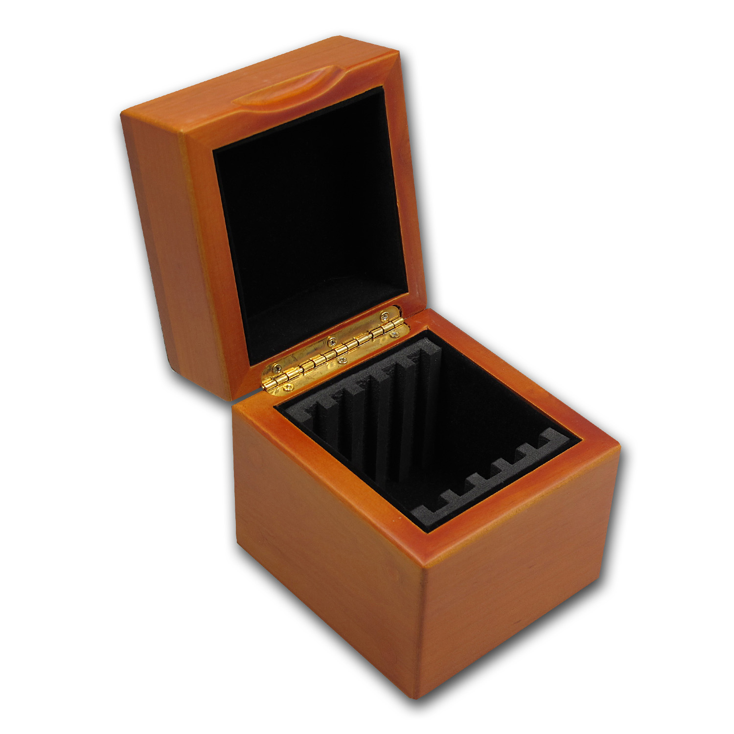 Hardwood Slab Storage Box - Five Slab (Mini)