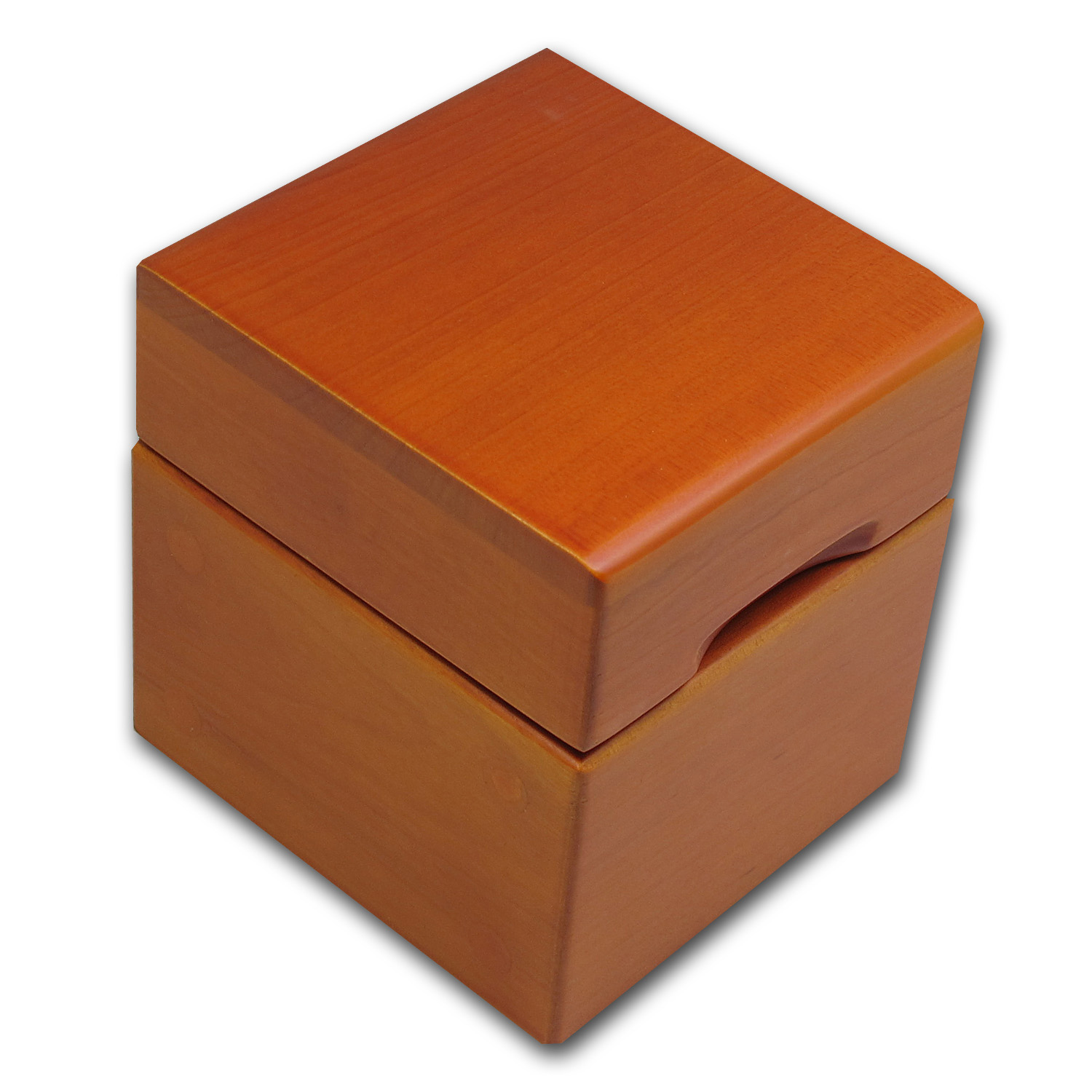 Wooden Slab Storage Box - Five Slab (Mini)