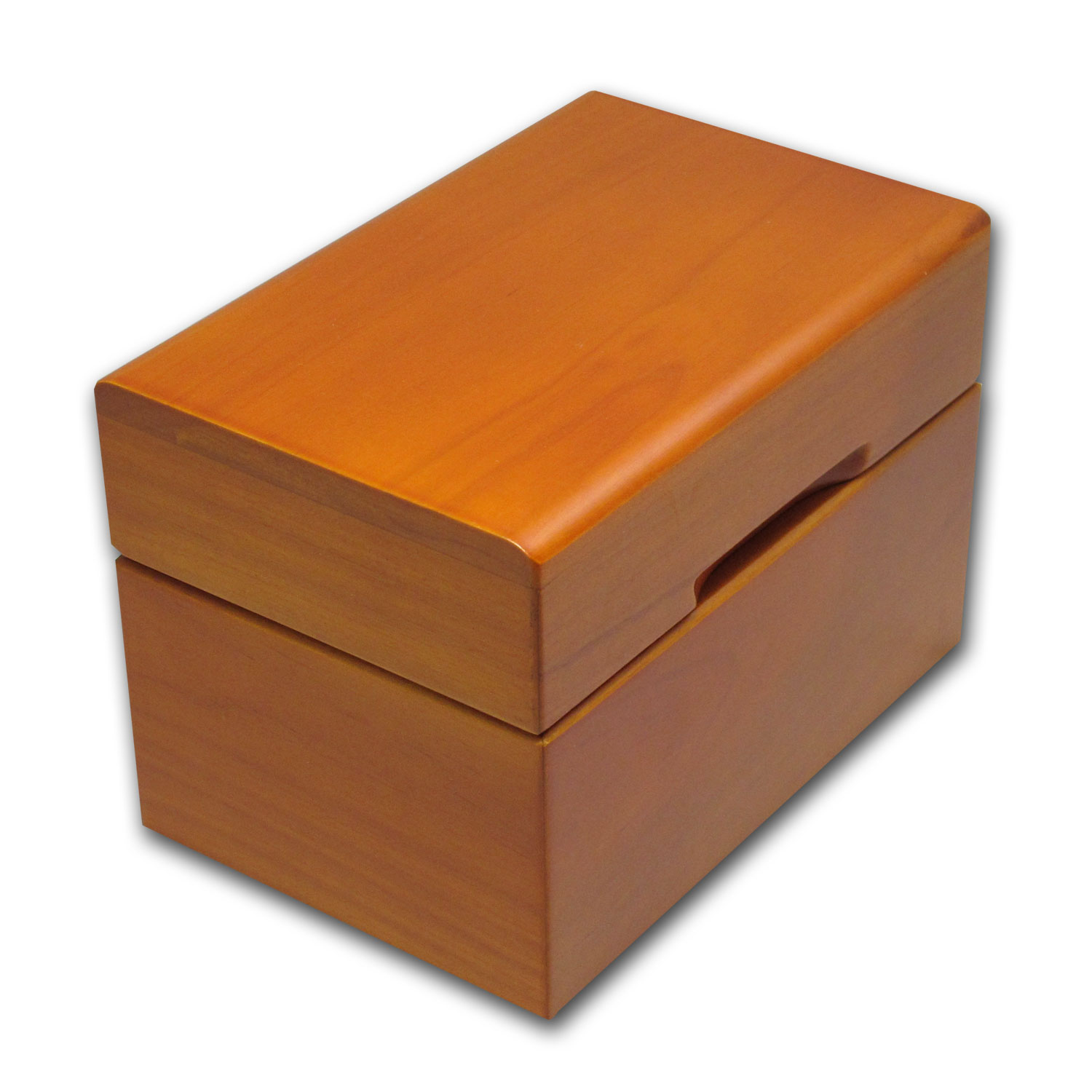 Wooden Slab Storage Box - Ten Slab