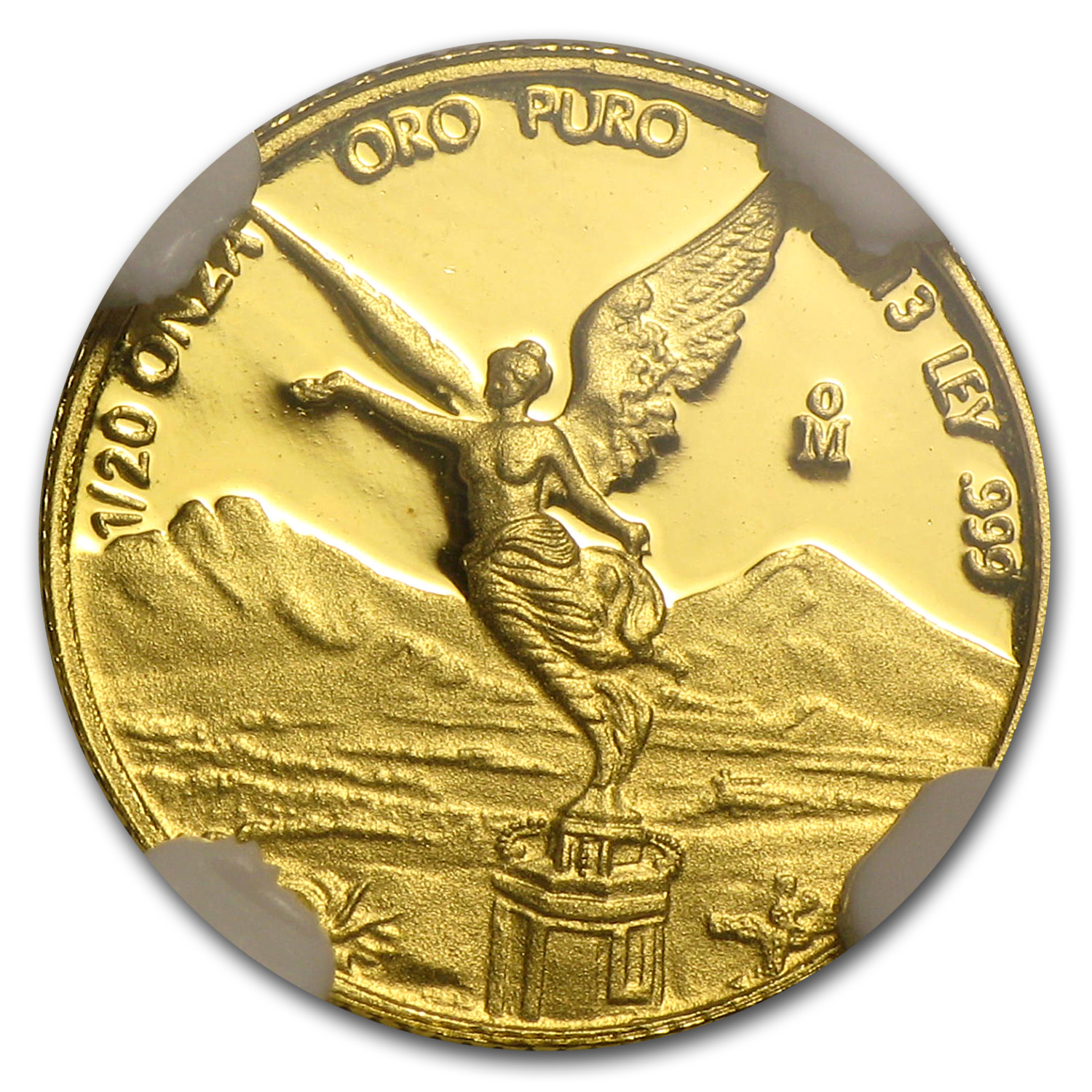 2013 Mexico 1/20 oz Gold Libertad PF-69 NGC