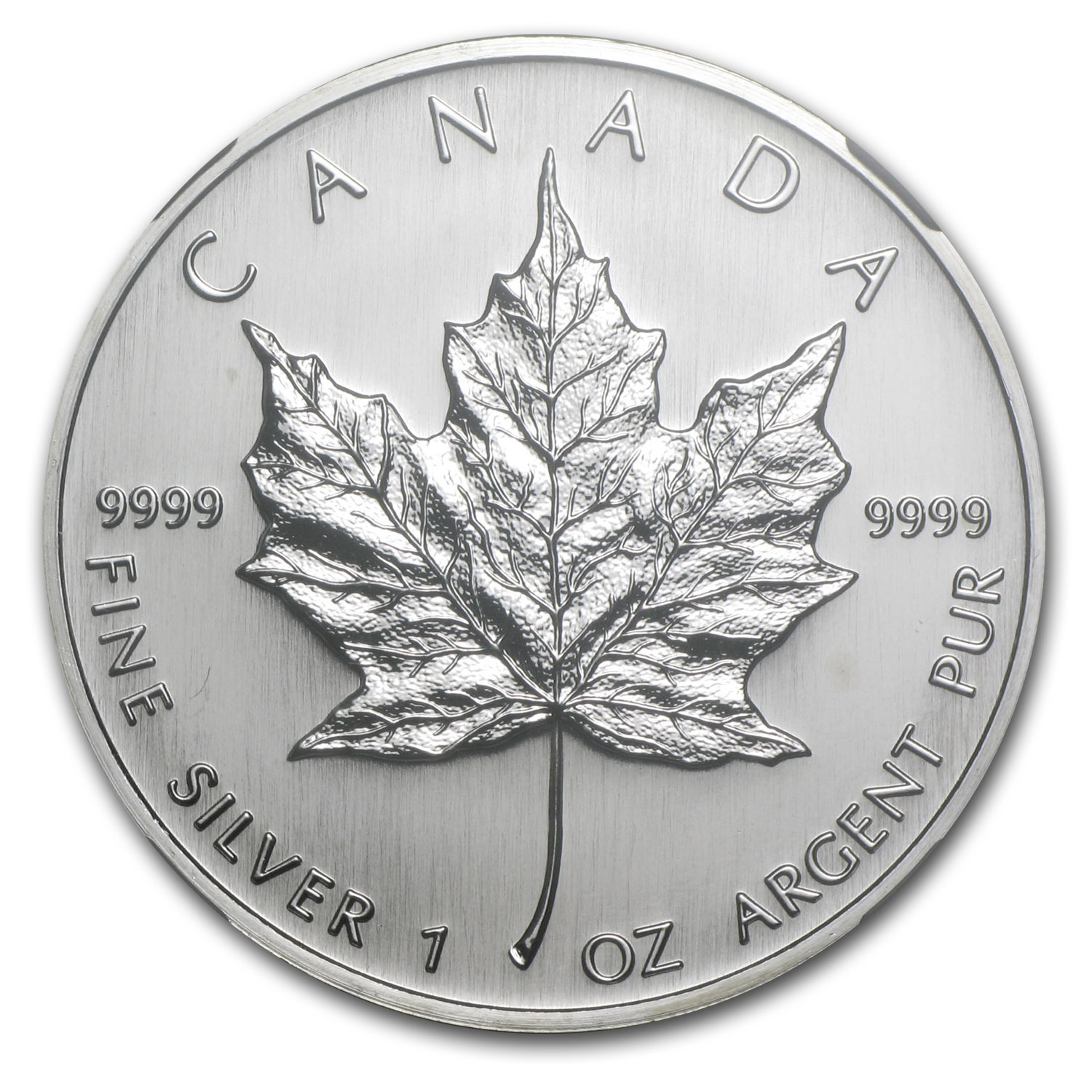 2006 Canada 1 oz Silver Maple Leaf MS-68 NGC