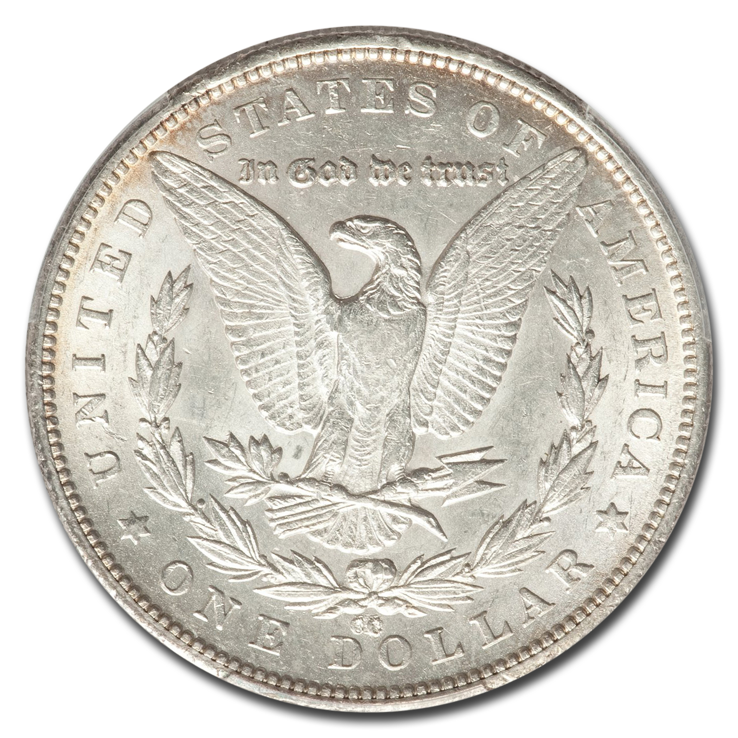 1879-CC Morgan Dollar AU-58 PCGS (Capped Die)