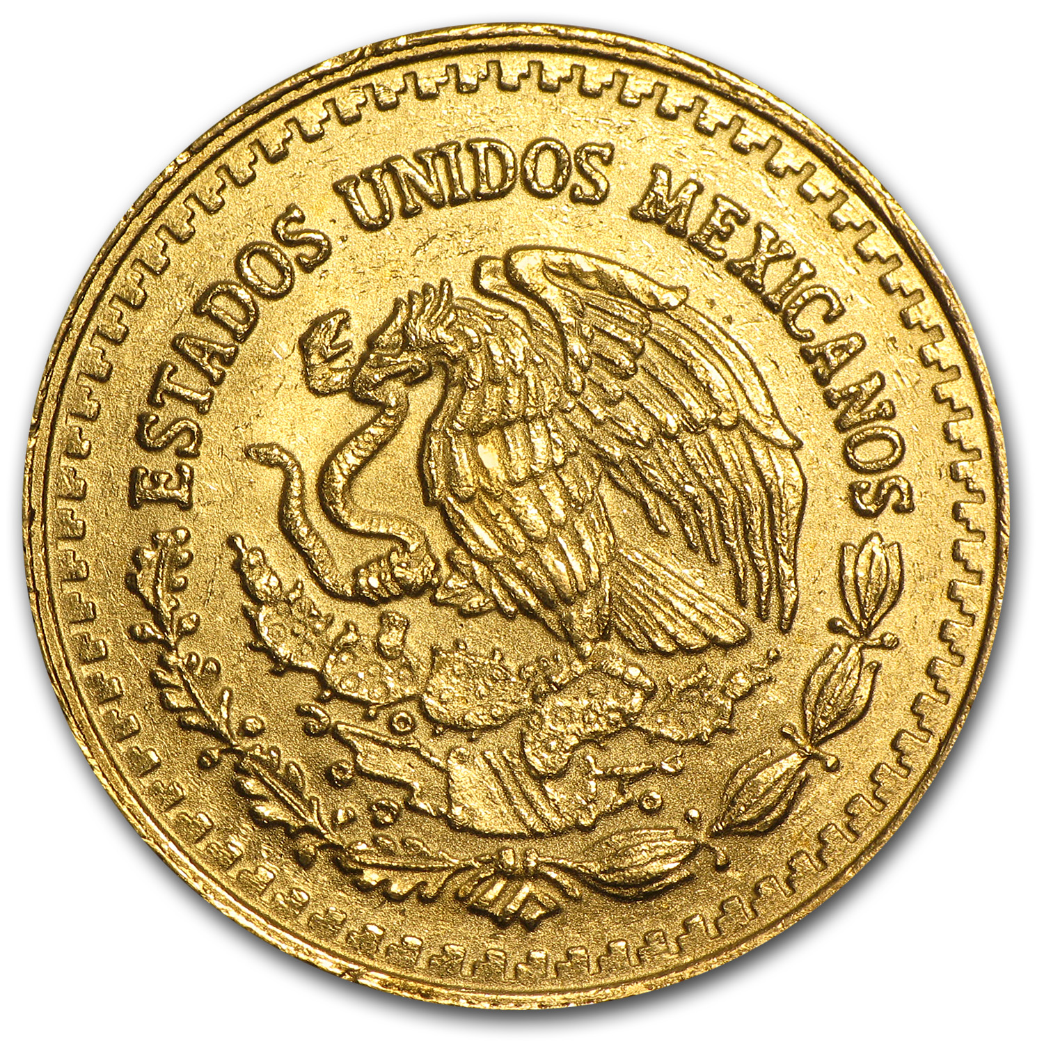1992 1/4 oz Gold Mexican Libertad (Brilliant Uncirculated)